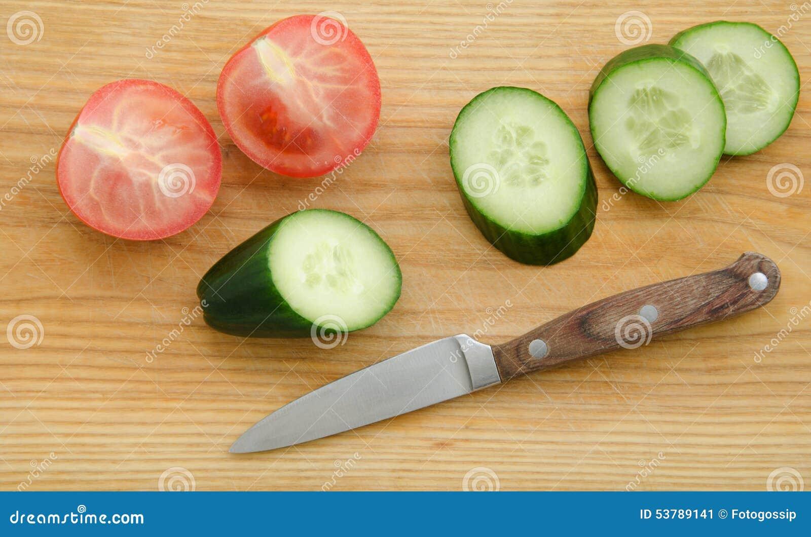 Świeżych warzyw ogórka pomidor