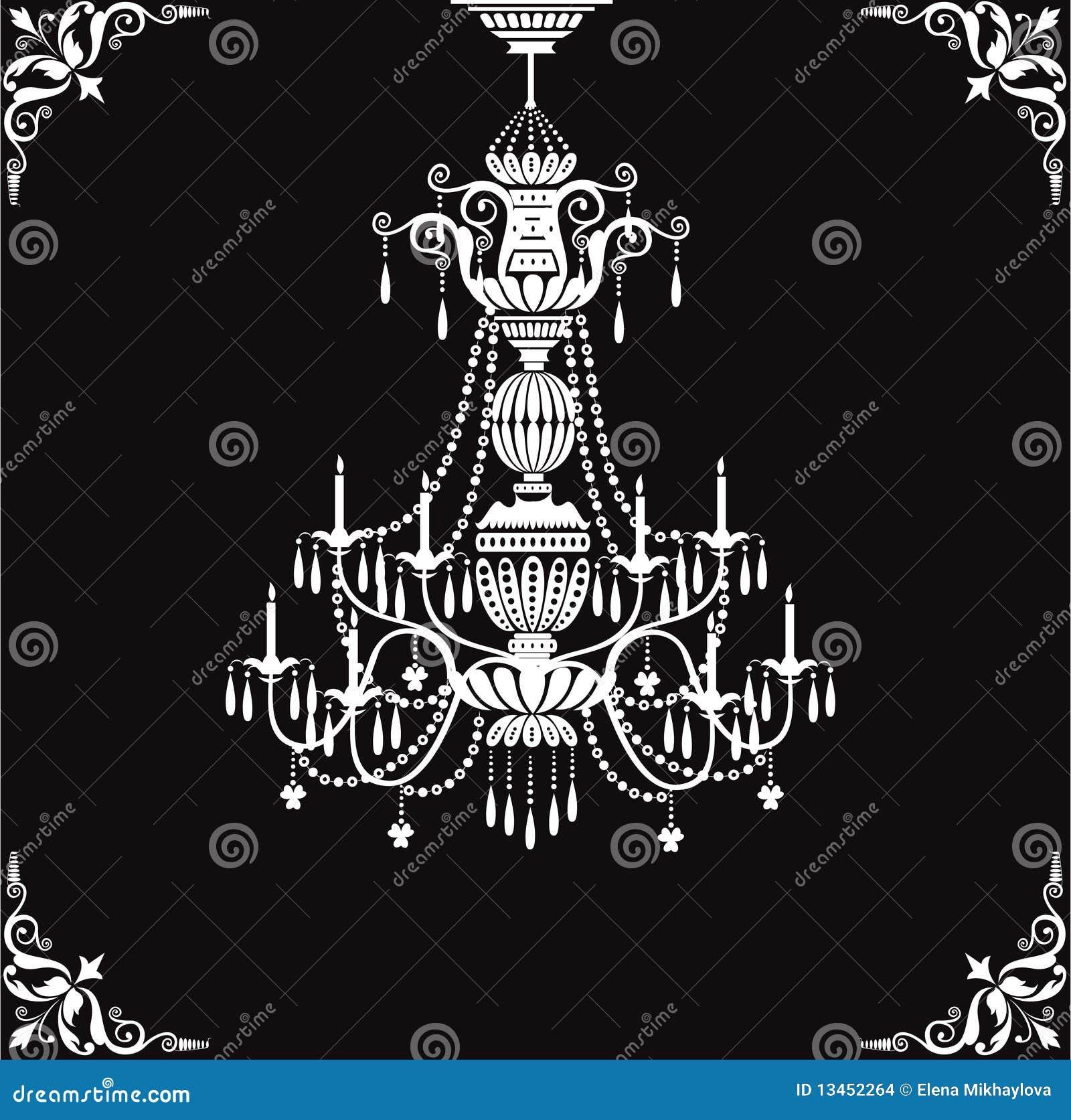 świecznika kryształ