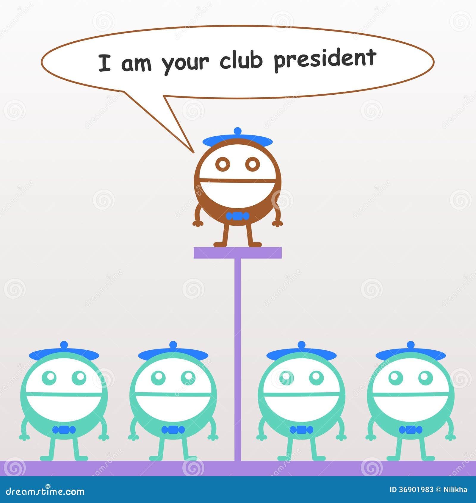 Świetlicowy prezydent