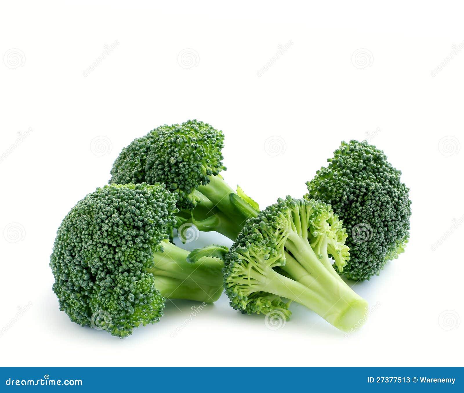 Świezi brokuły