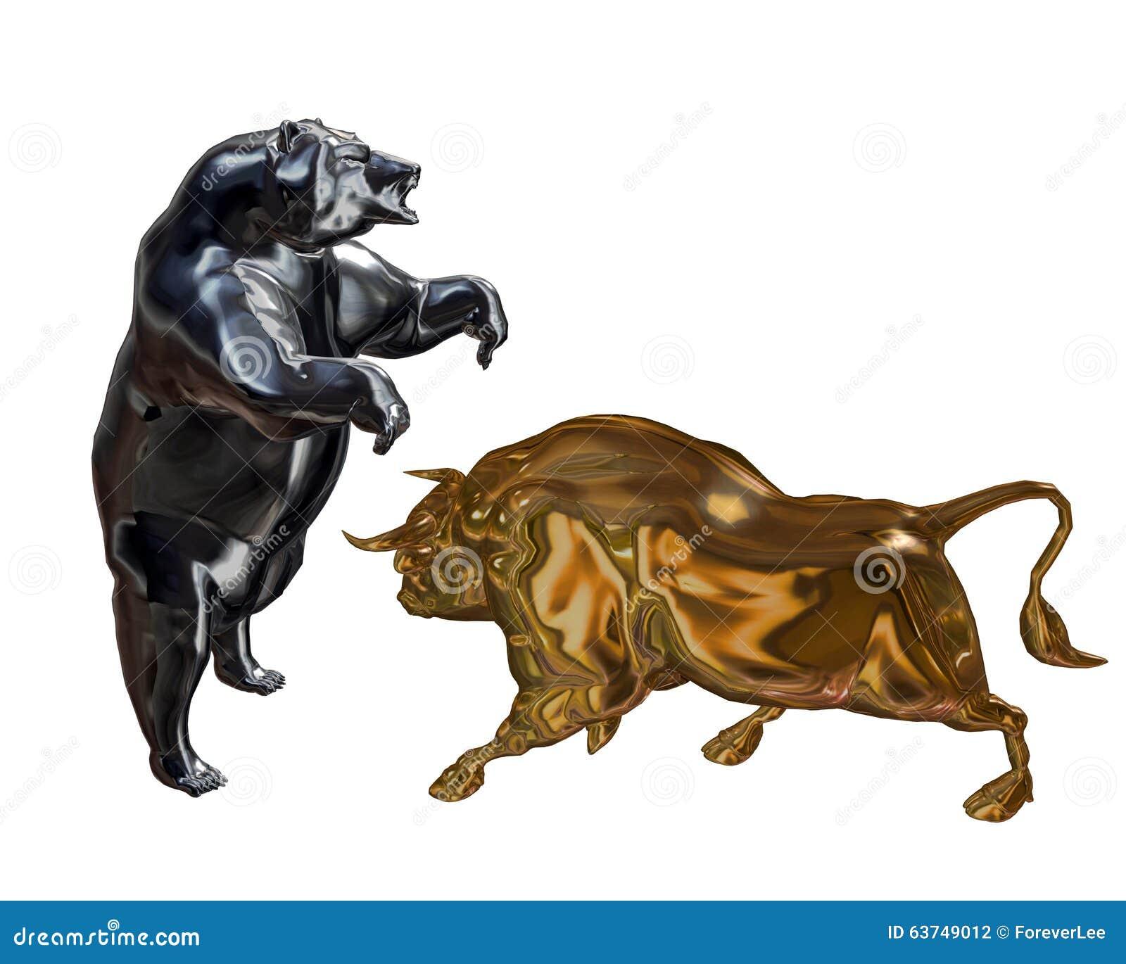 空头市场和多头市场_什么是熊市和牛市-什么是股票熊市,什么是牛市