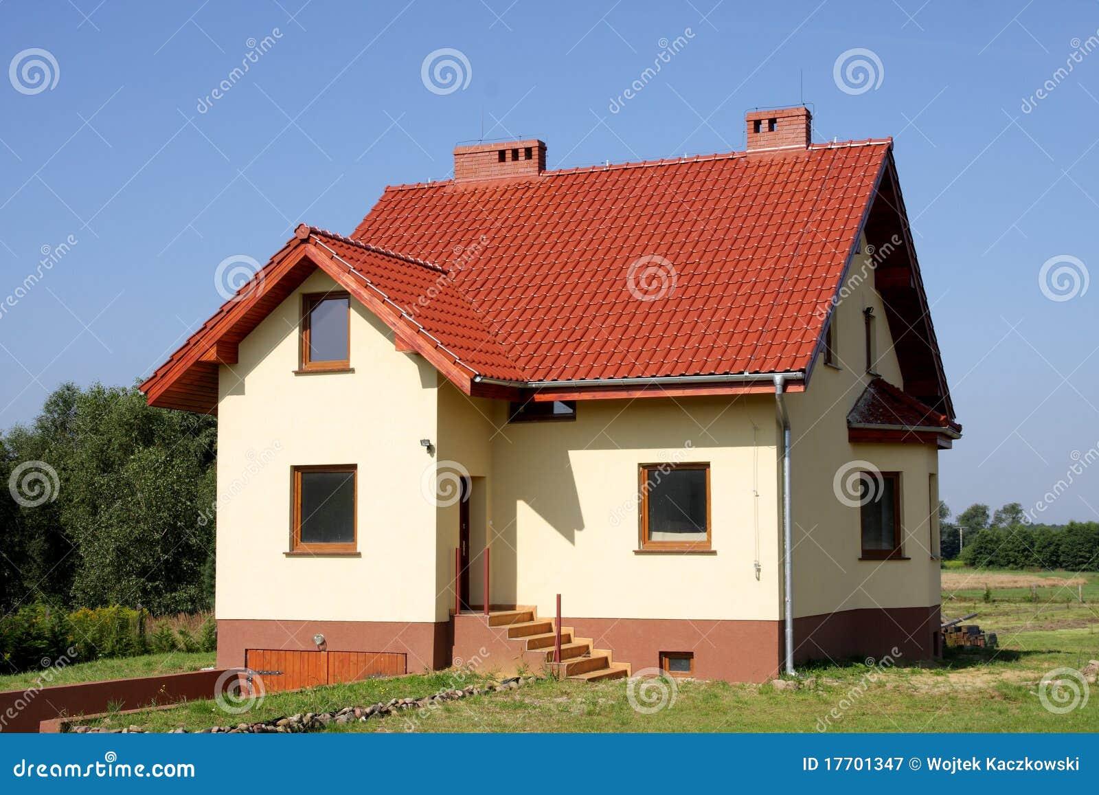 农村的房子-房子图片