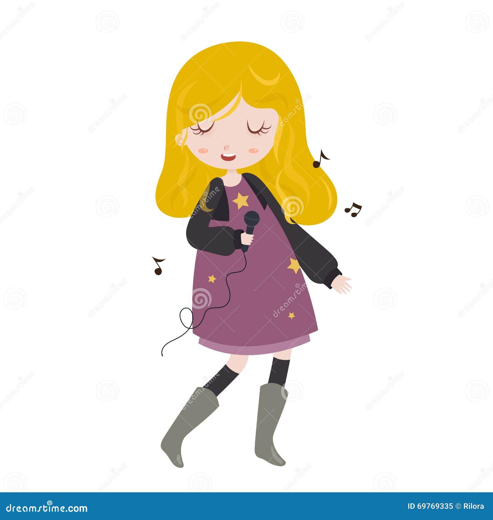 表情唱歌话筒小懒猪起床啦动画表情_表情分享话筒展示唱歌图片