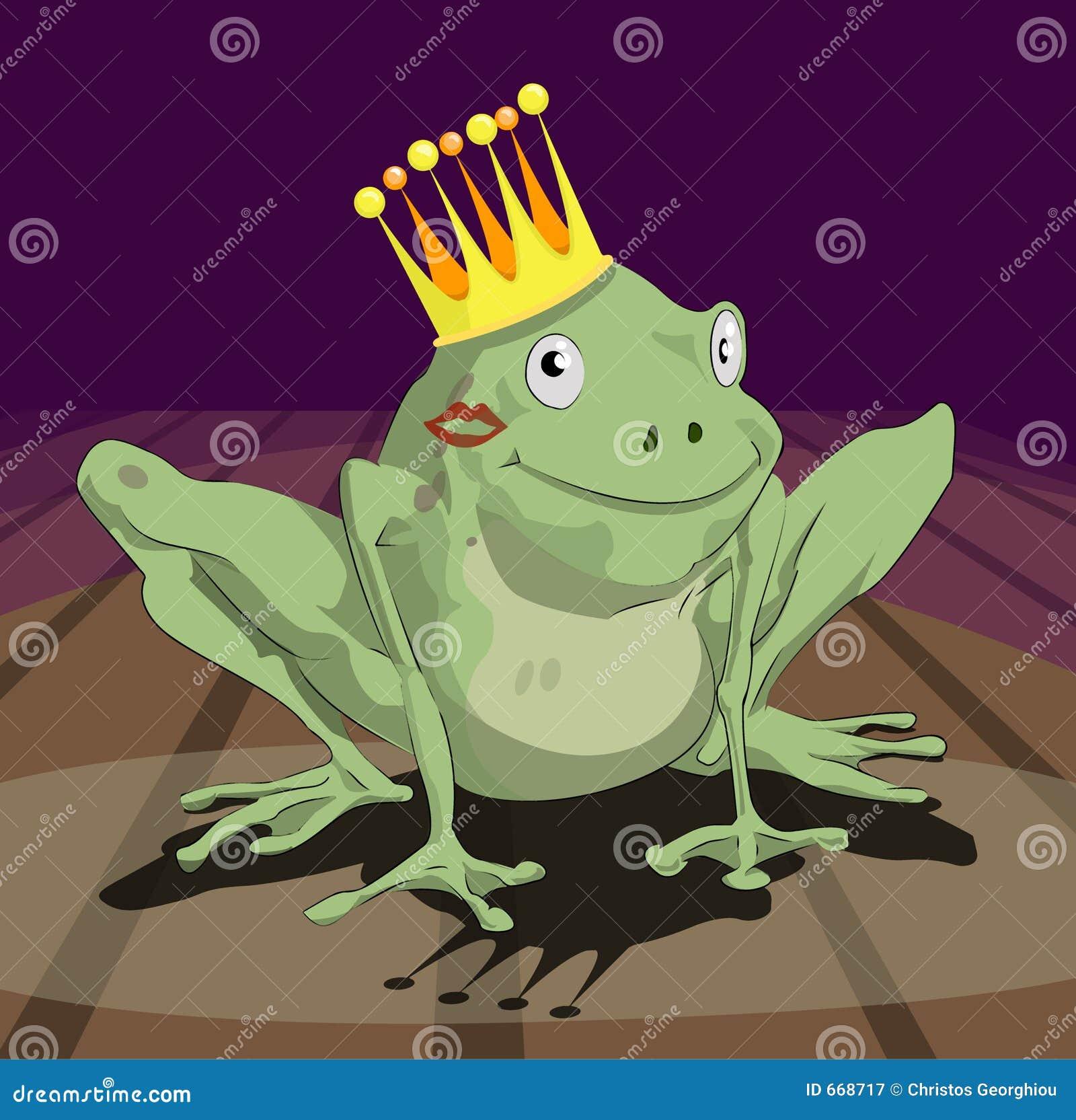 żaby księcia