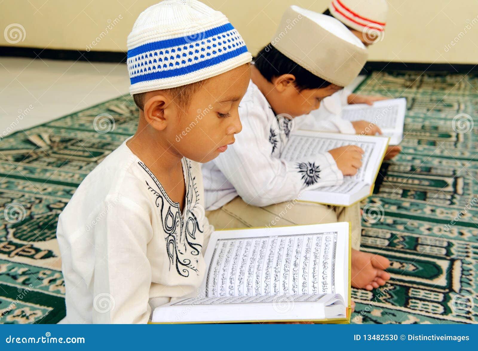 żartuje koran czytanie