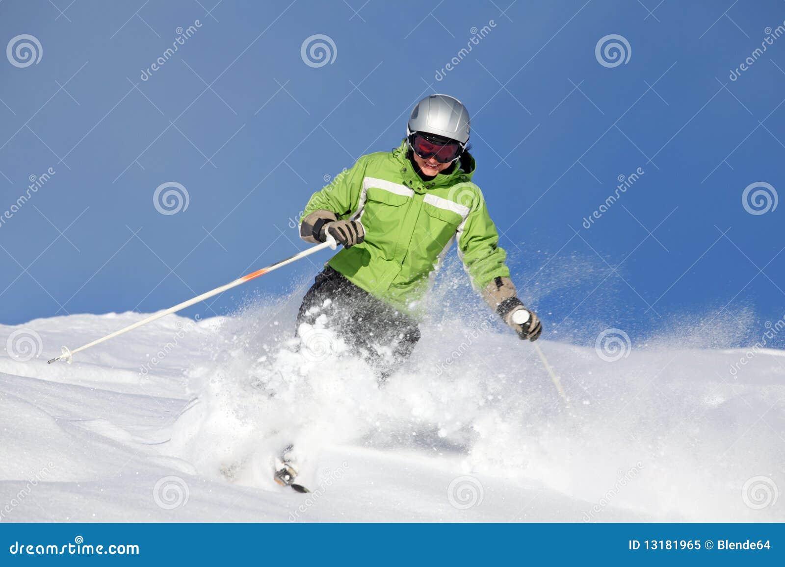żeński ja target2288_0_ narciarki