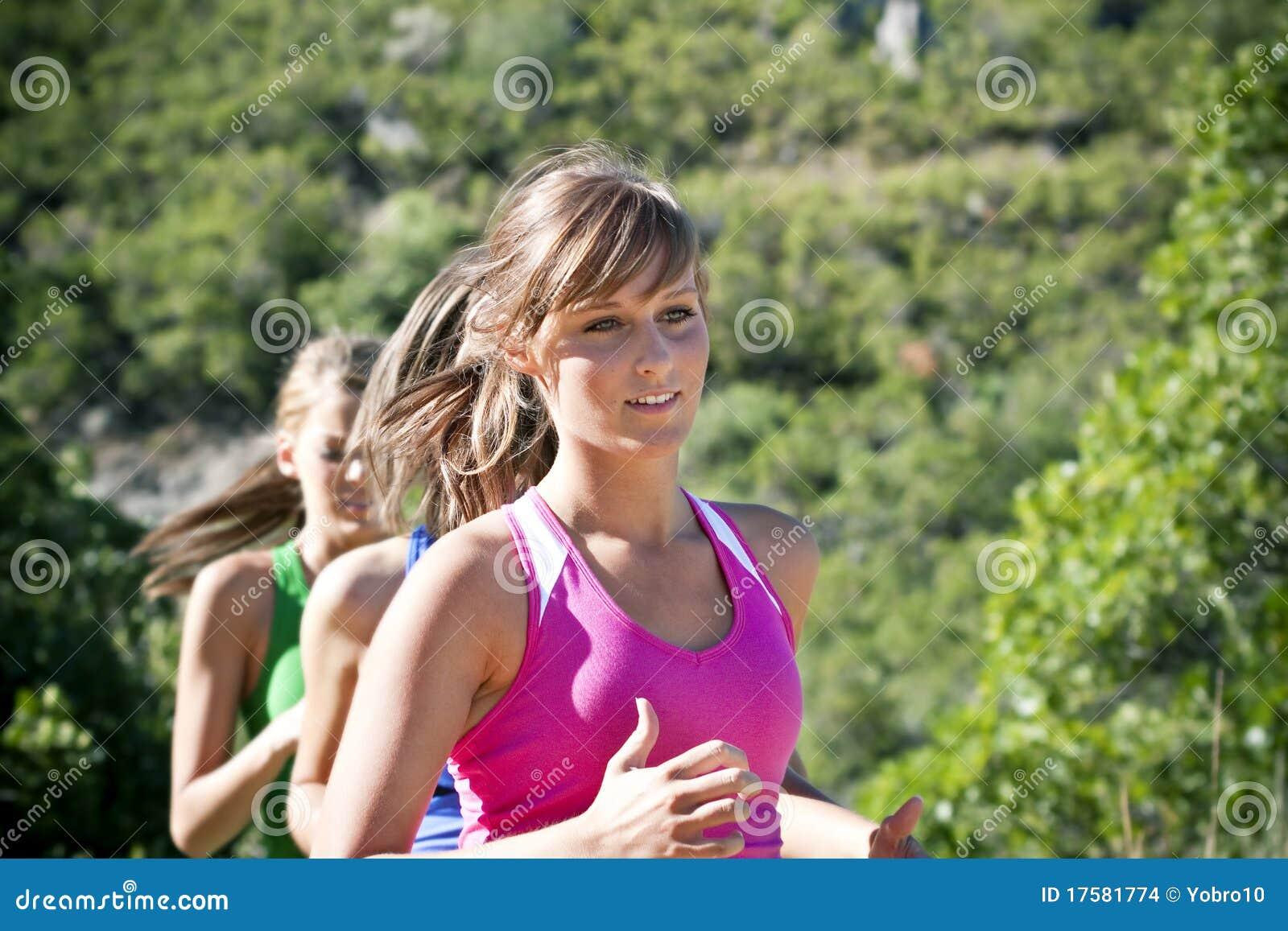 żeński target1660_1_ żeński jogger