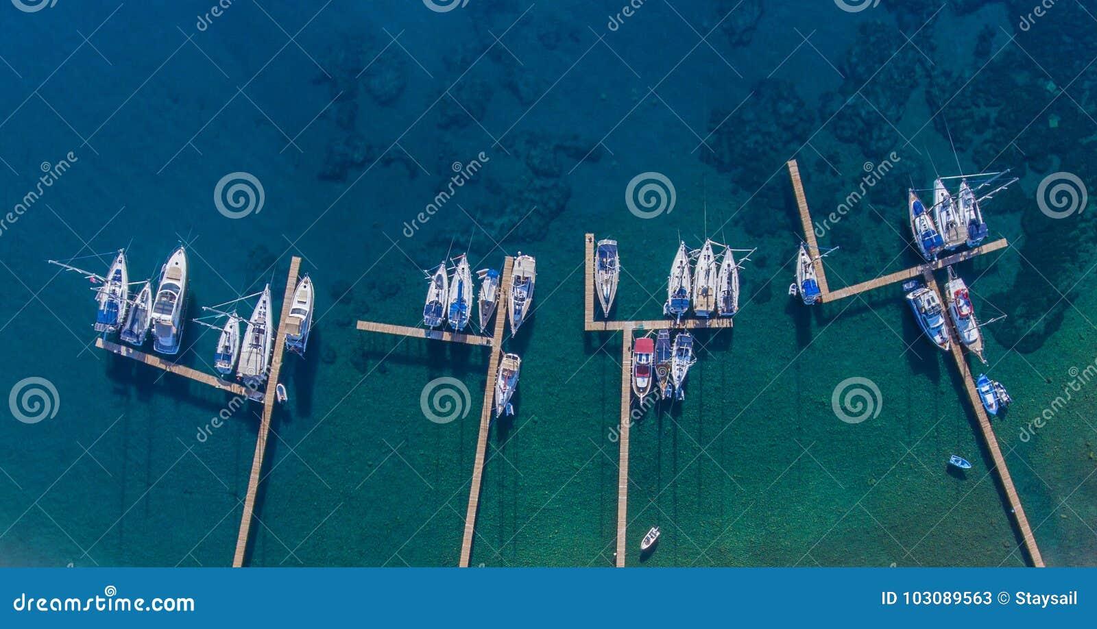 Żeglowanie łodzie i