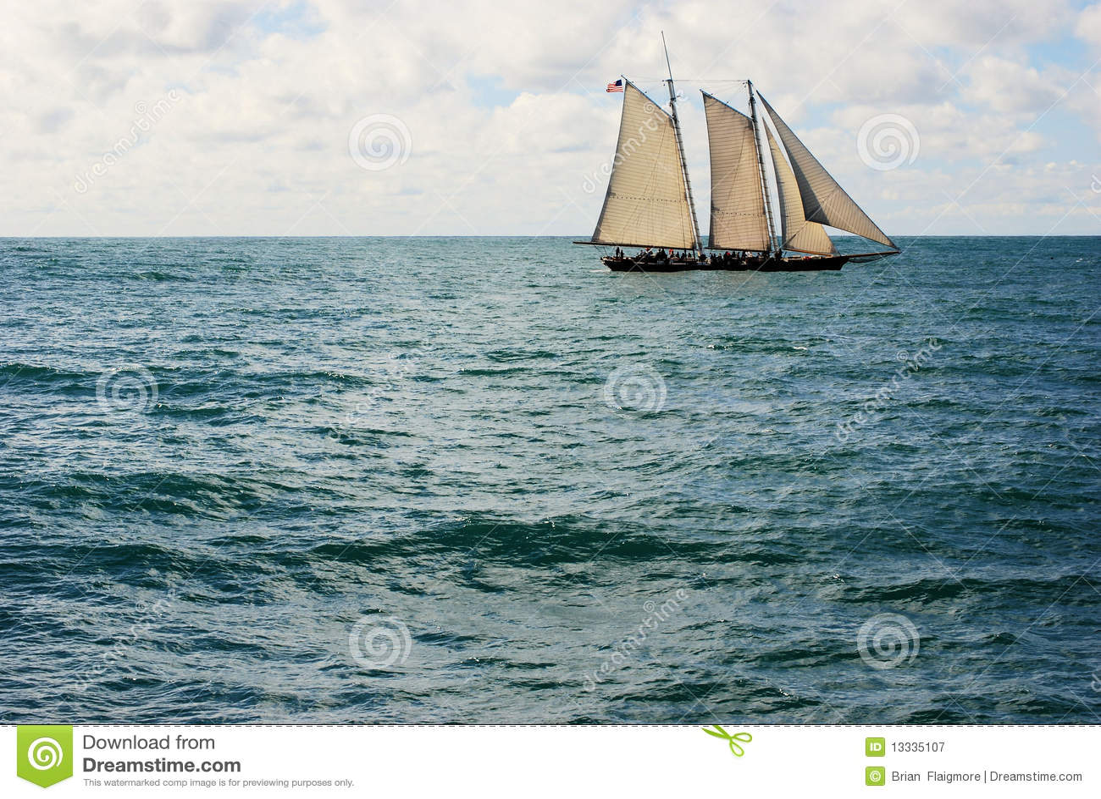 żeglowanie stary statek