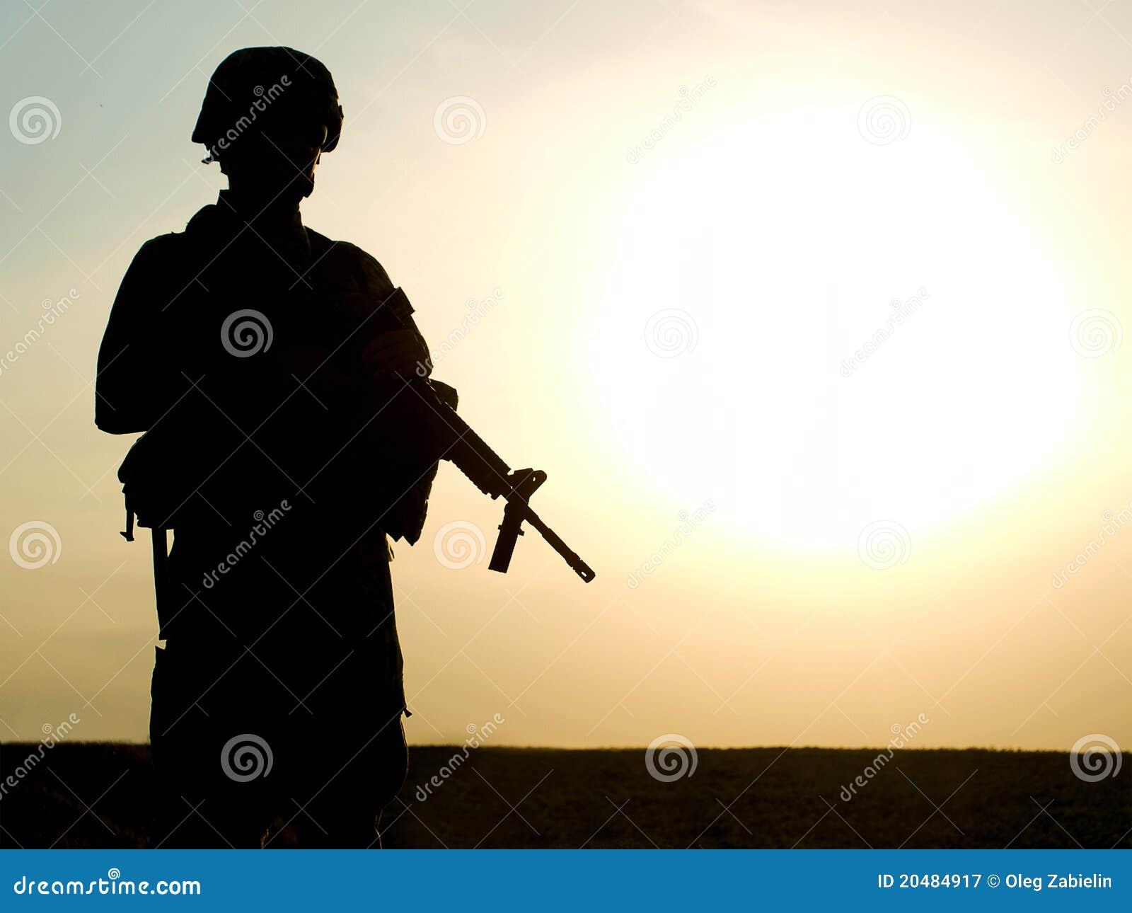 żołnierz my