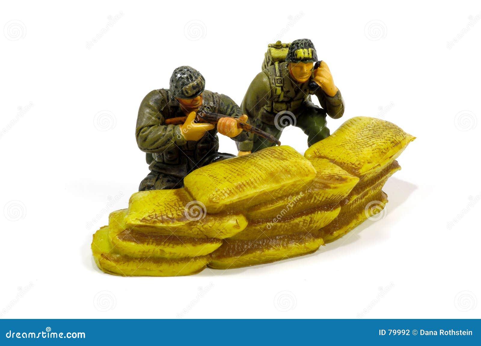 żołnierz zabawka