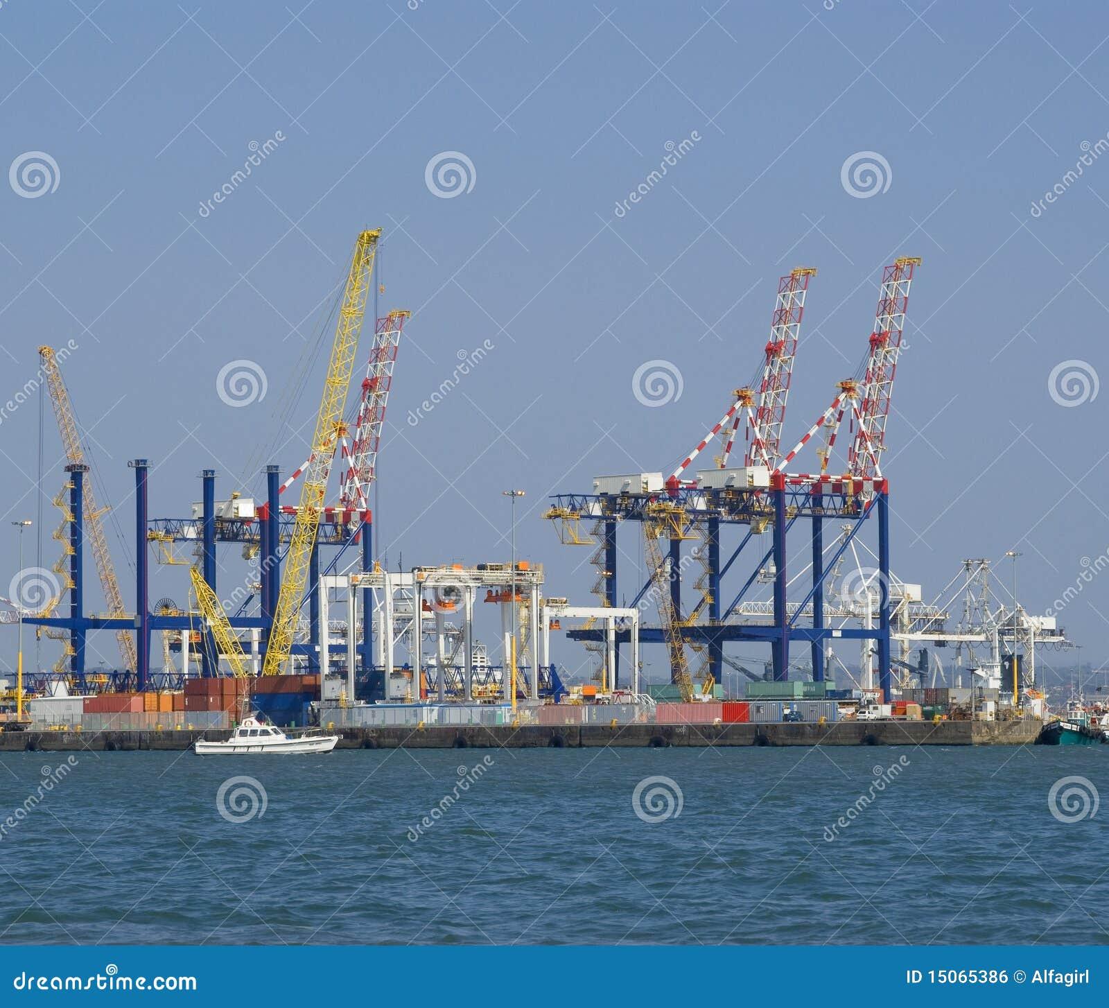 żuraw stocznia