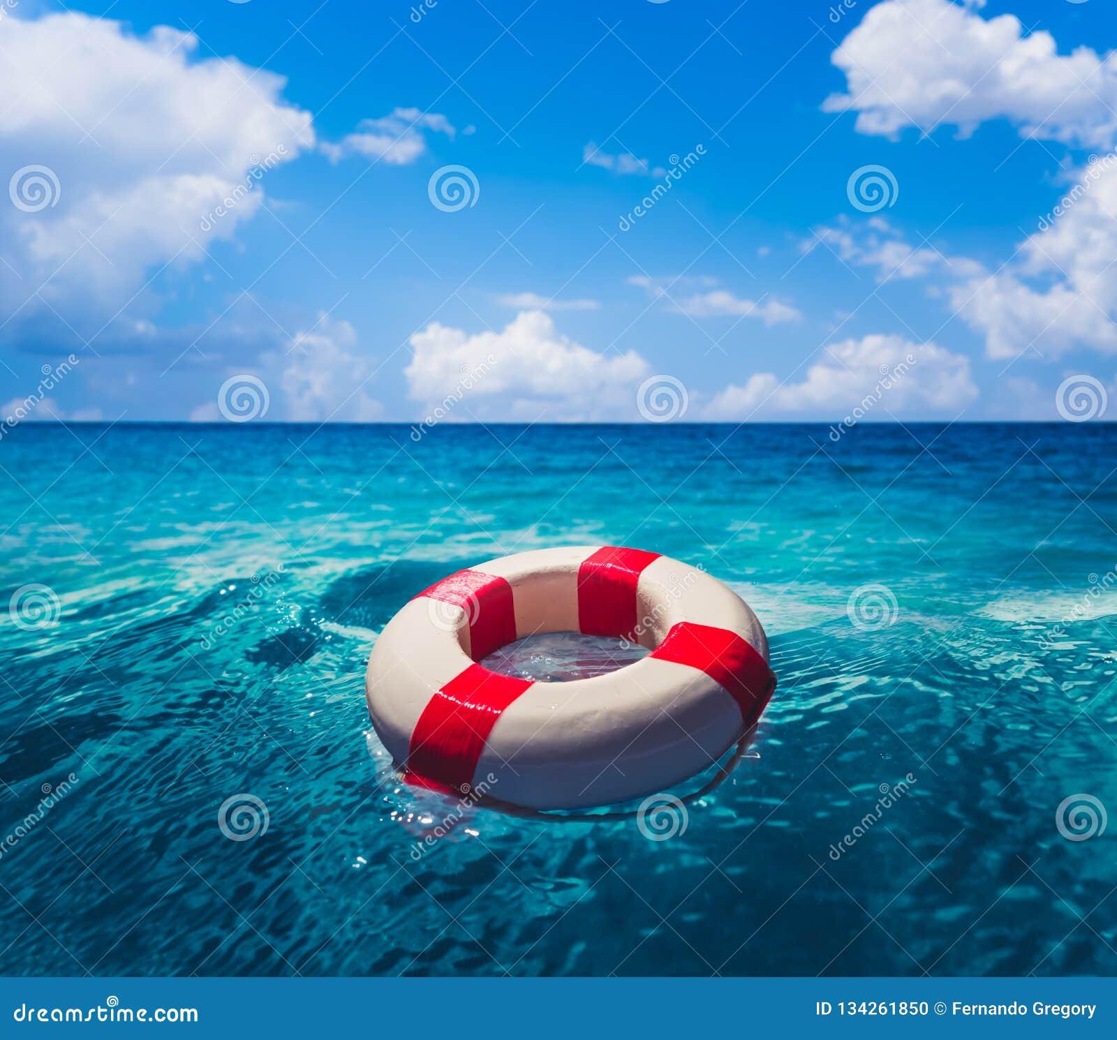 Życie ciułacz na oceanie