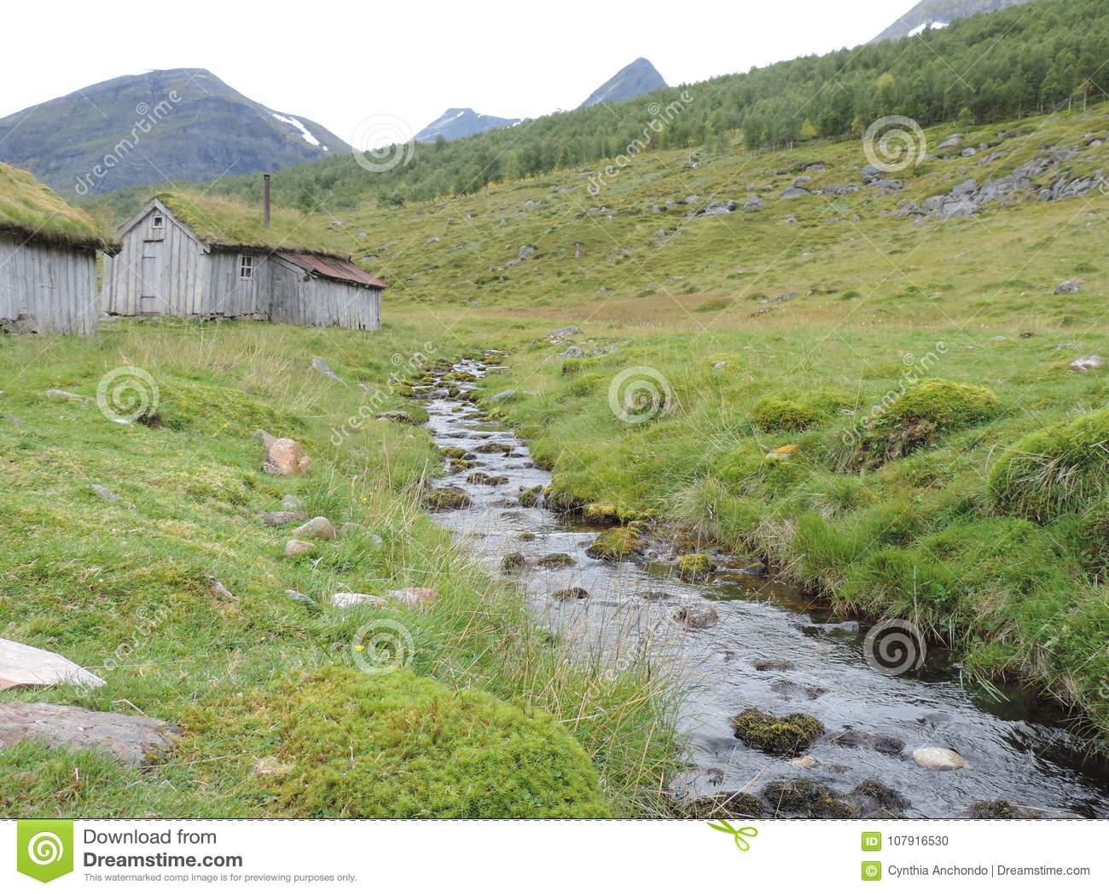 Życie w Geiranger, Norwegia