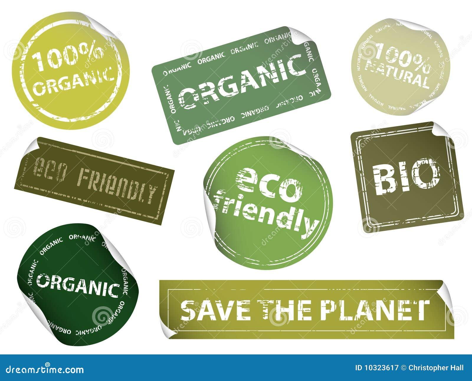 życzliwe eco etykietki