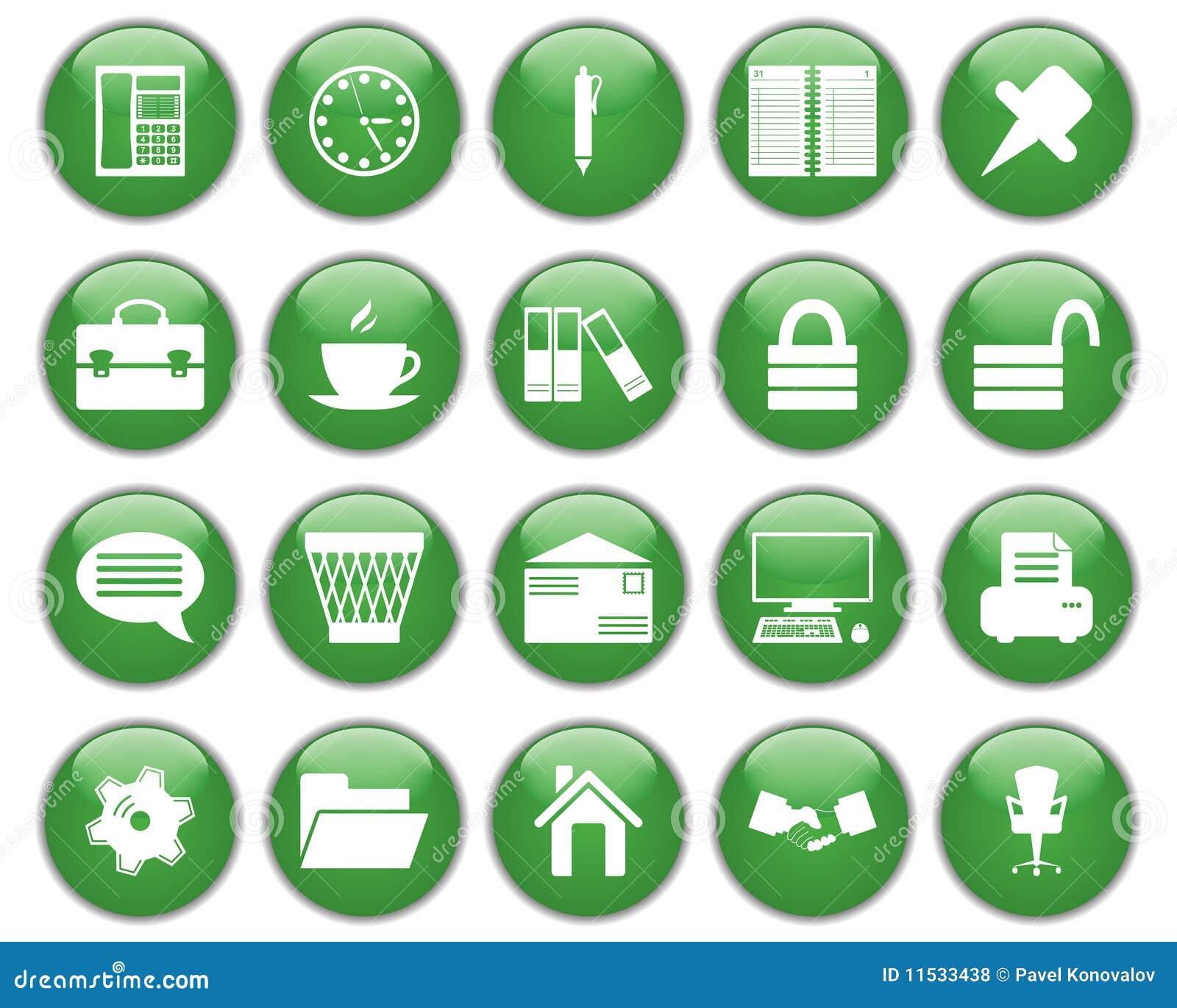 企业图标办公室集图片