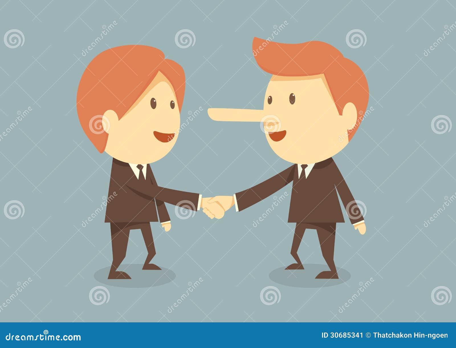 企业握手图片
