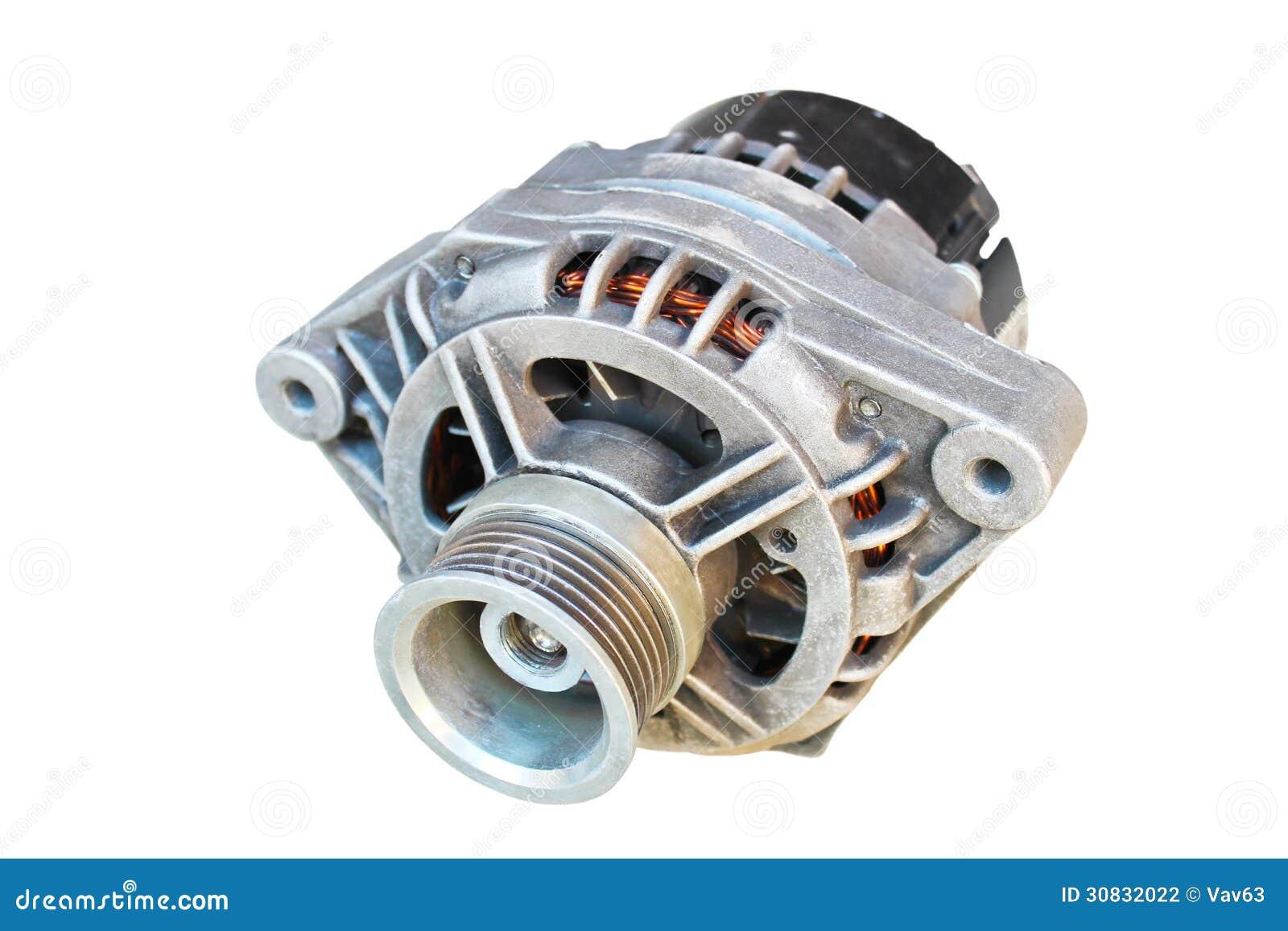 汽车交流发电机需要哪些试验检测设备图片
