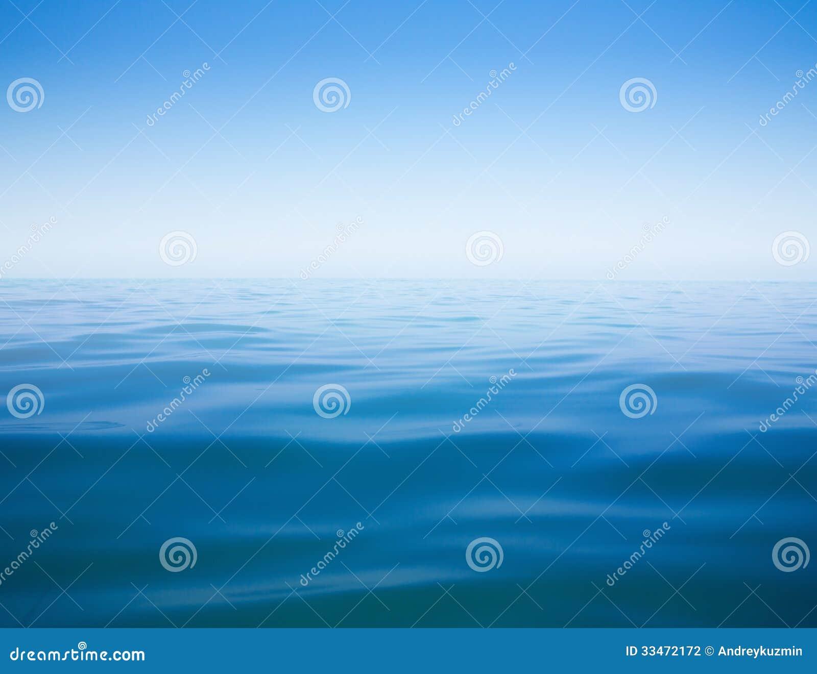 海洋水表面背景