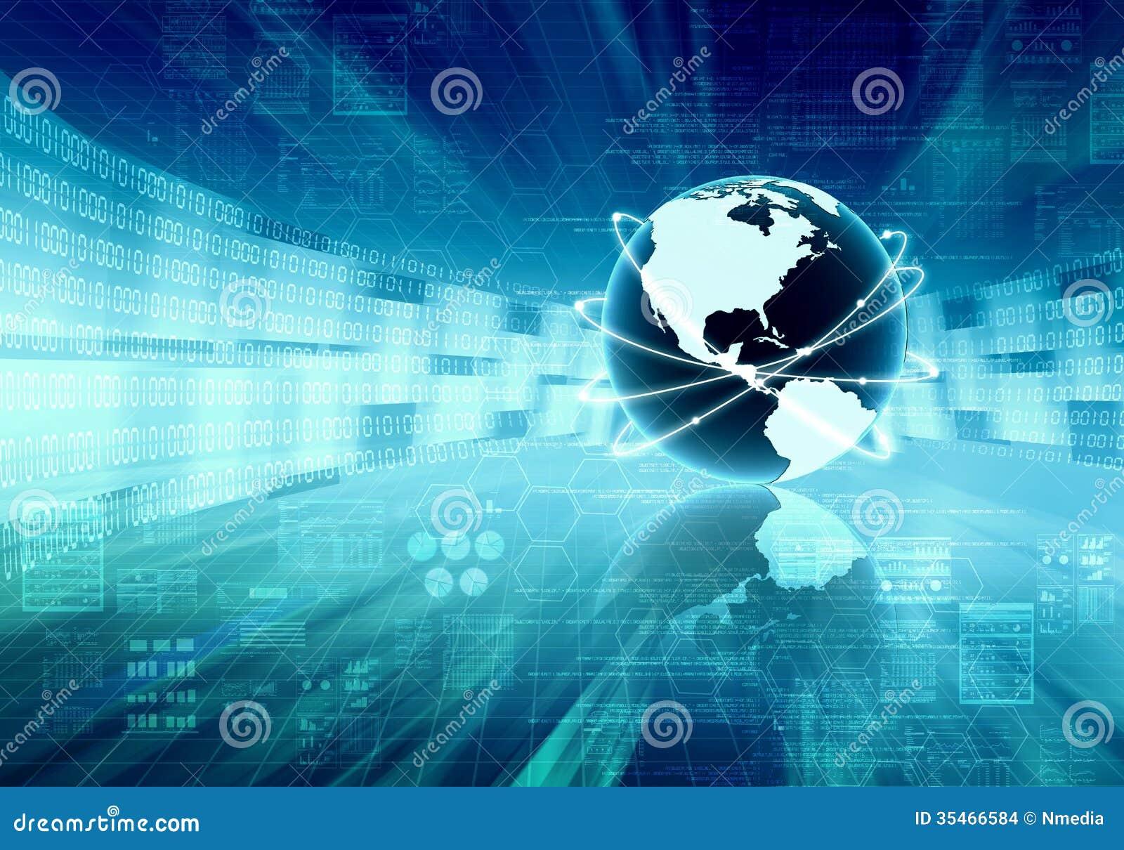 全球资讯_全球性信息概念