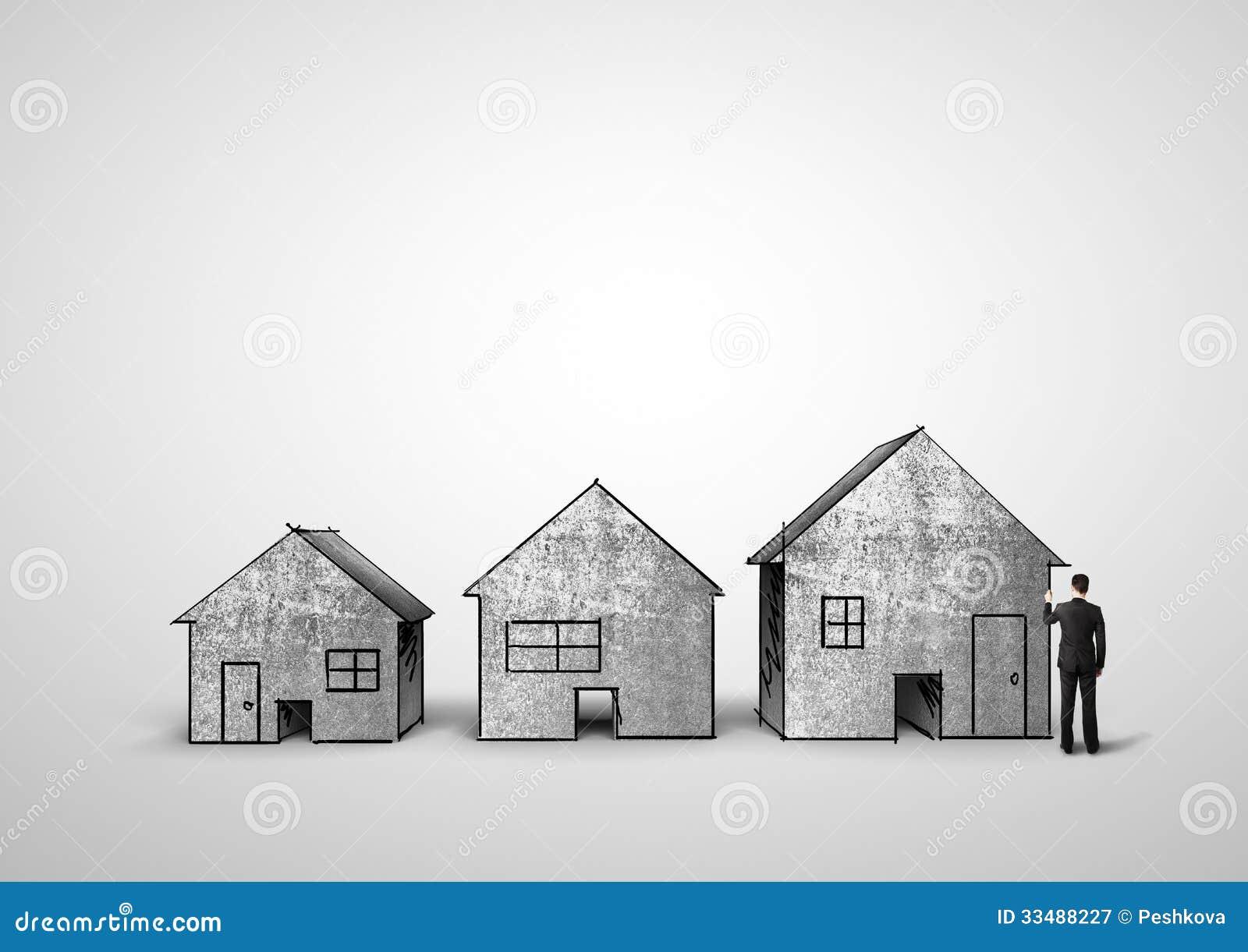 人图画房子