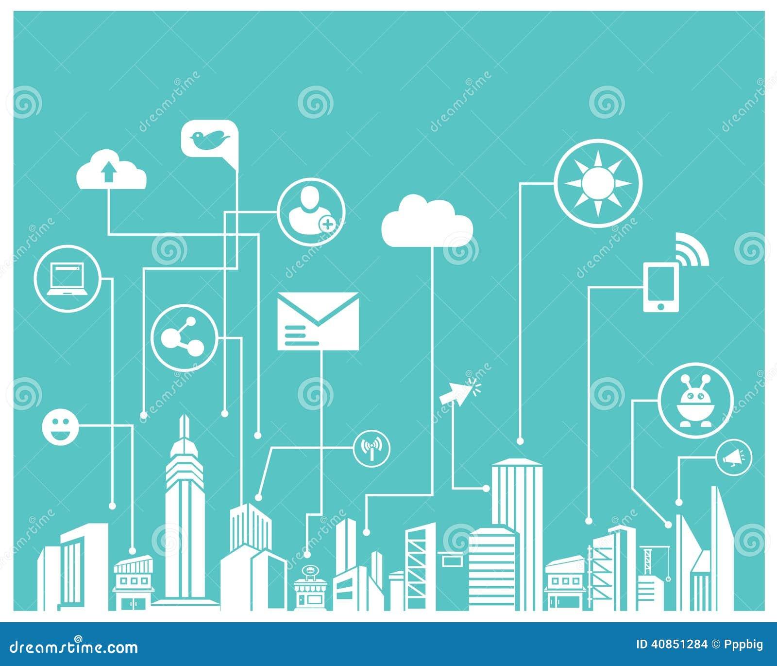 社会资讯_社会网络社区信息图表