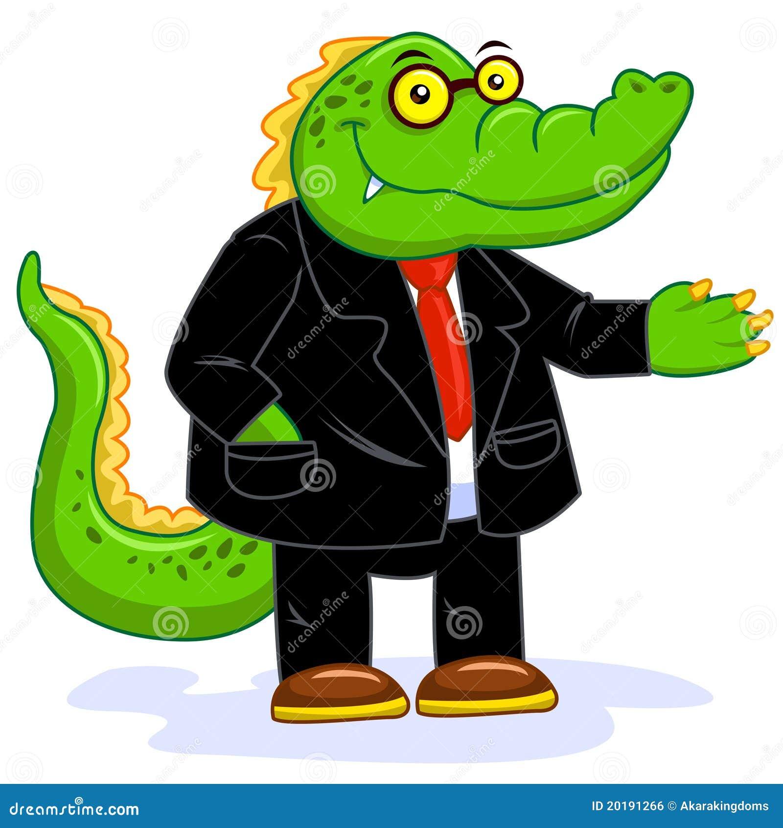 微信表情-受伤的小鳄鱼图片图片图片
