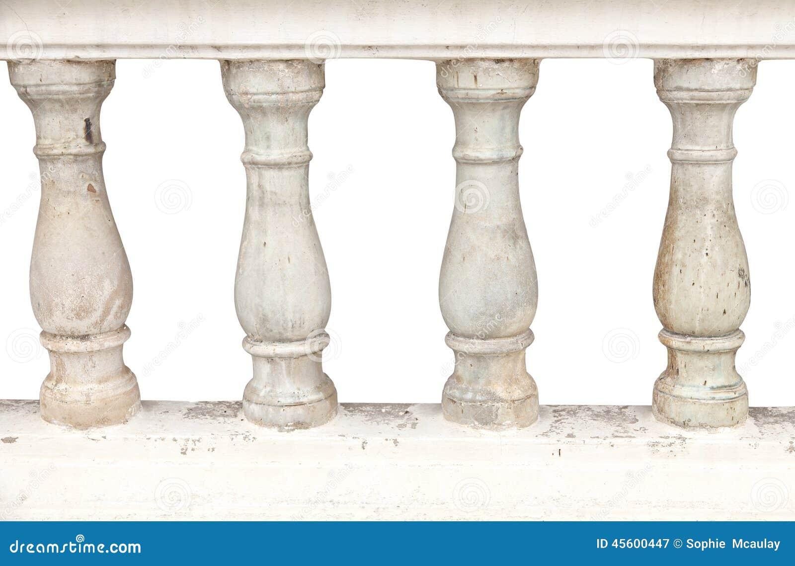 石细长立柱柱子图片