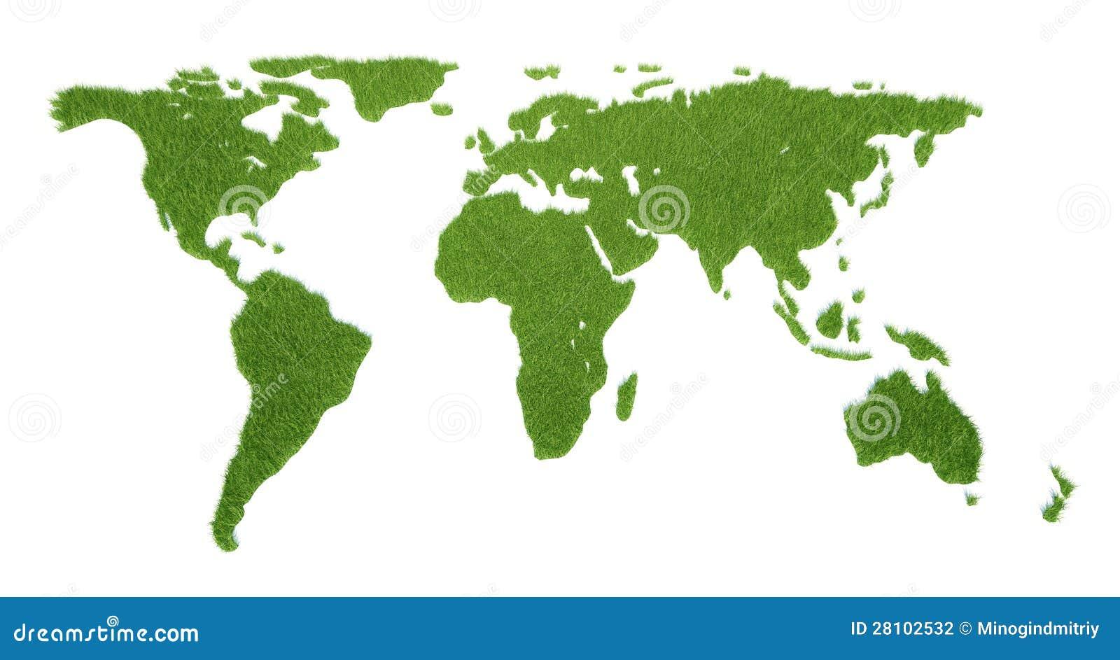 世界地图 图库摄影 - 图片