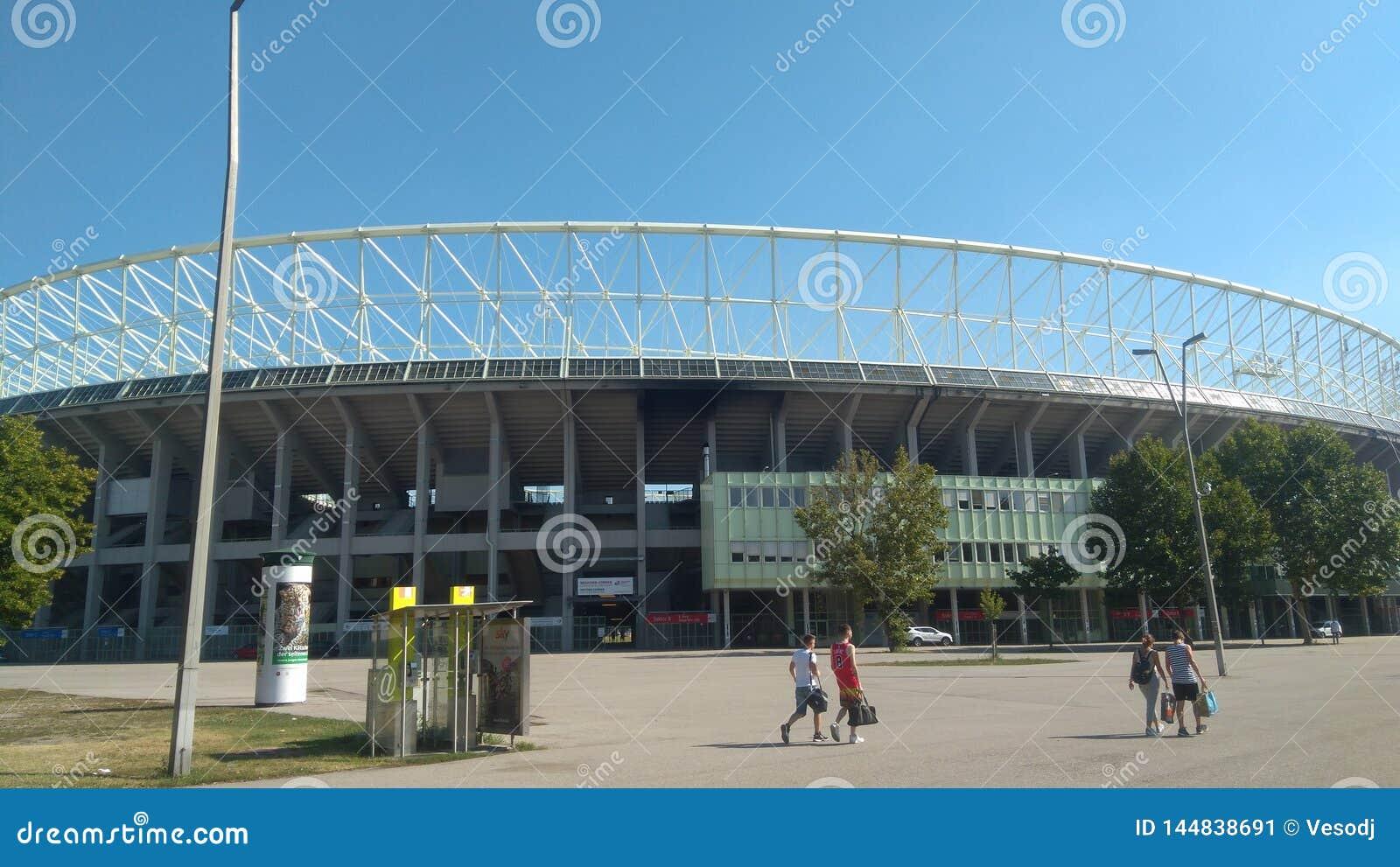˜º rápido del estadio FC Wien