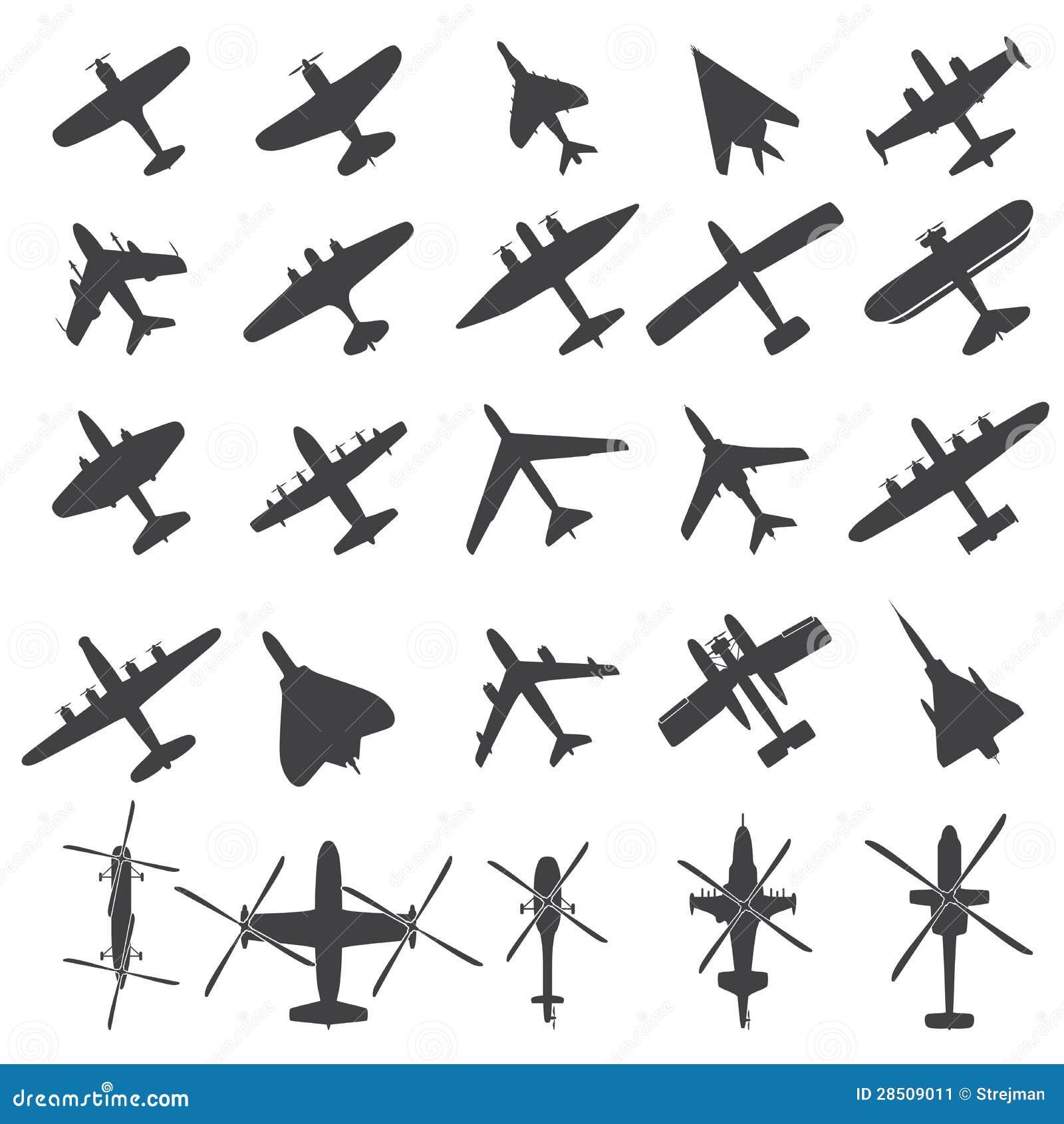 图标设置了飞机