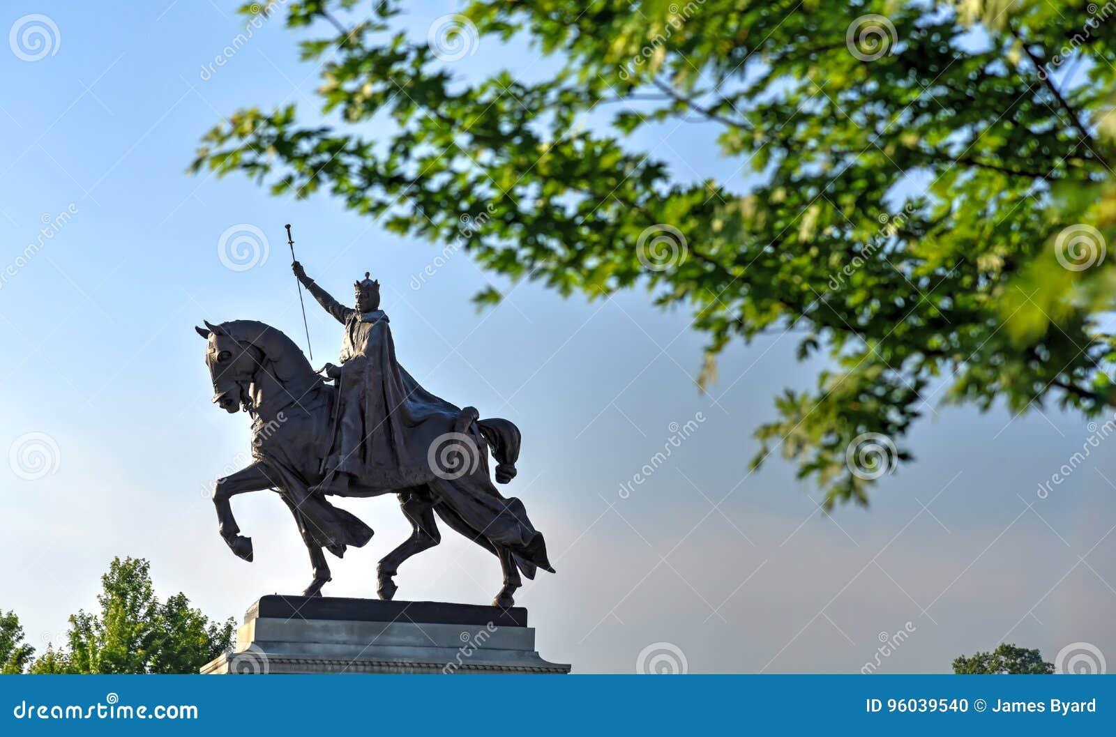 Άγαλμα του Σαιντ Λούις