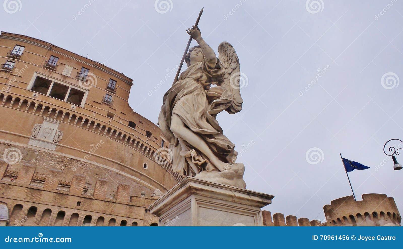 Άγγελος Castel Saint Angelo