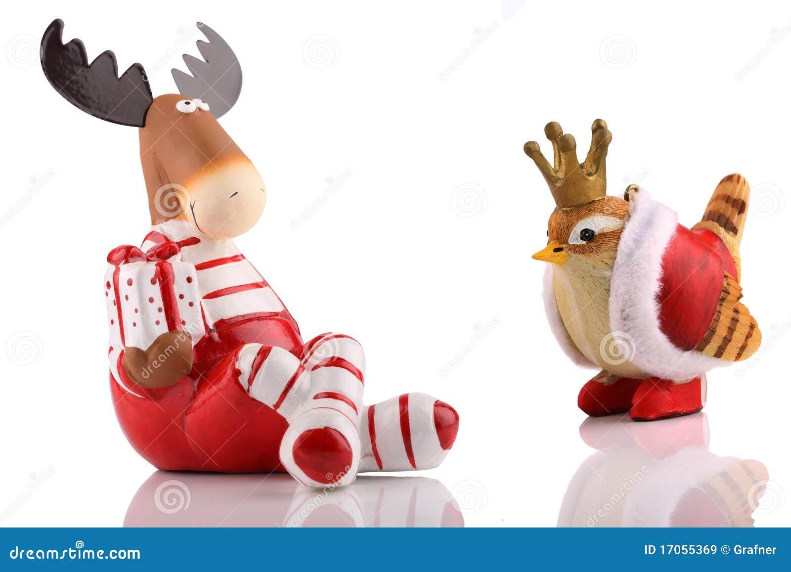 άλκες Χριστουγέννων πο&upsilon