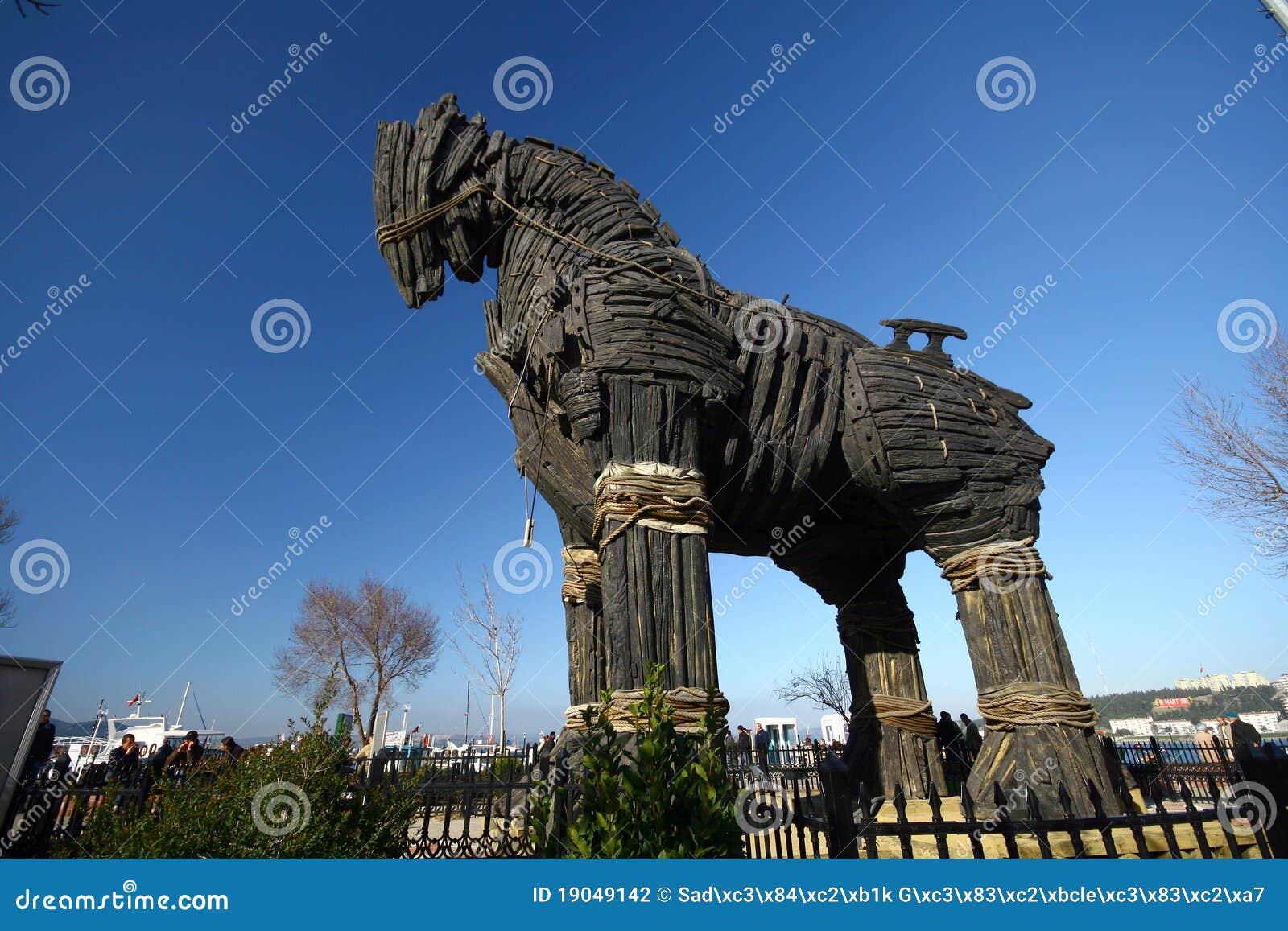 άλογο τρωικό