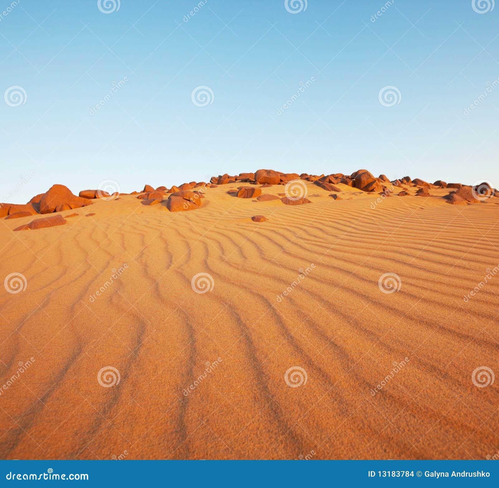 άμμος ερήμων