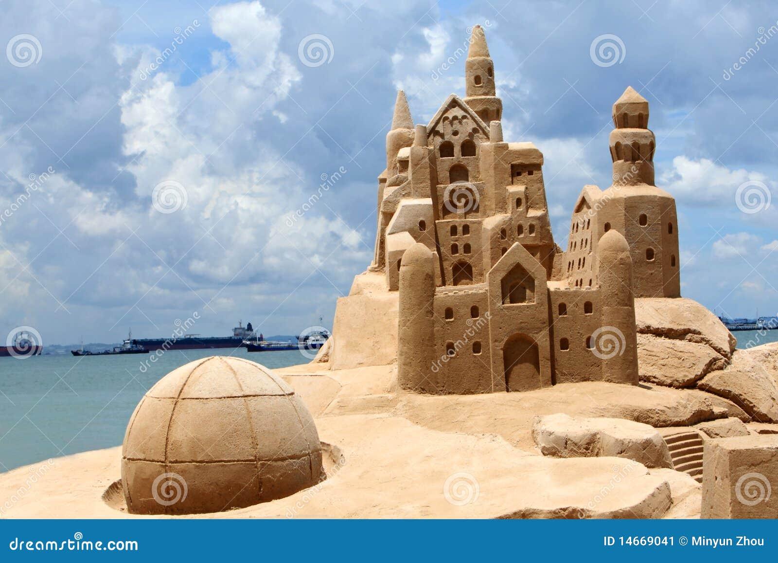 άμμος κάστρων