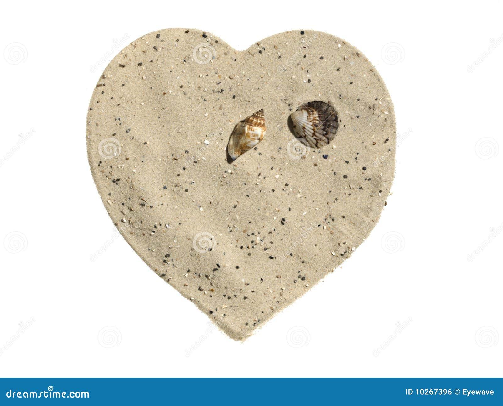 άμμος καρδιών
