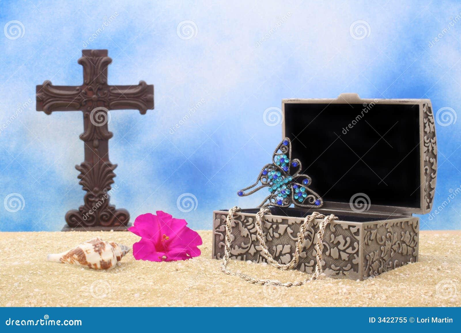 άμμος κοσμήματος κιβωτίω&n