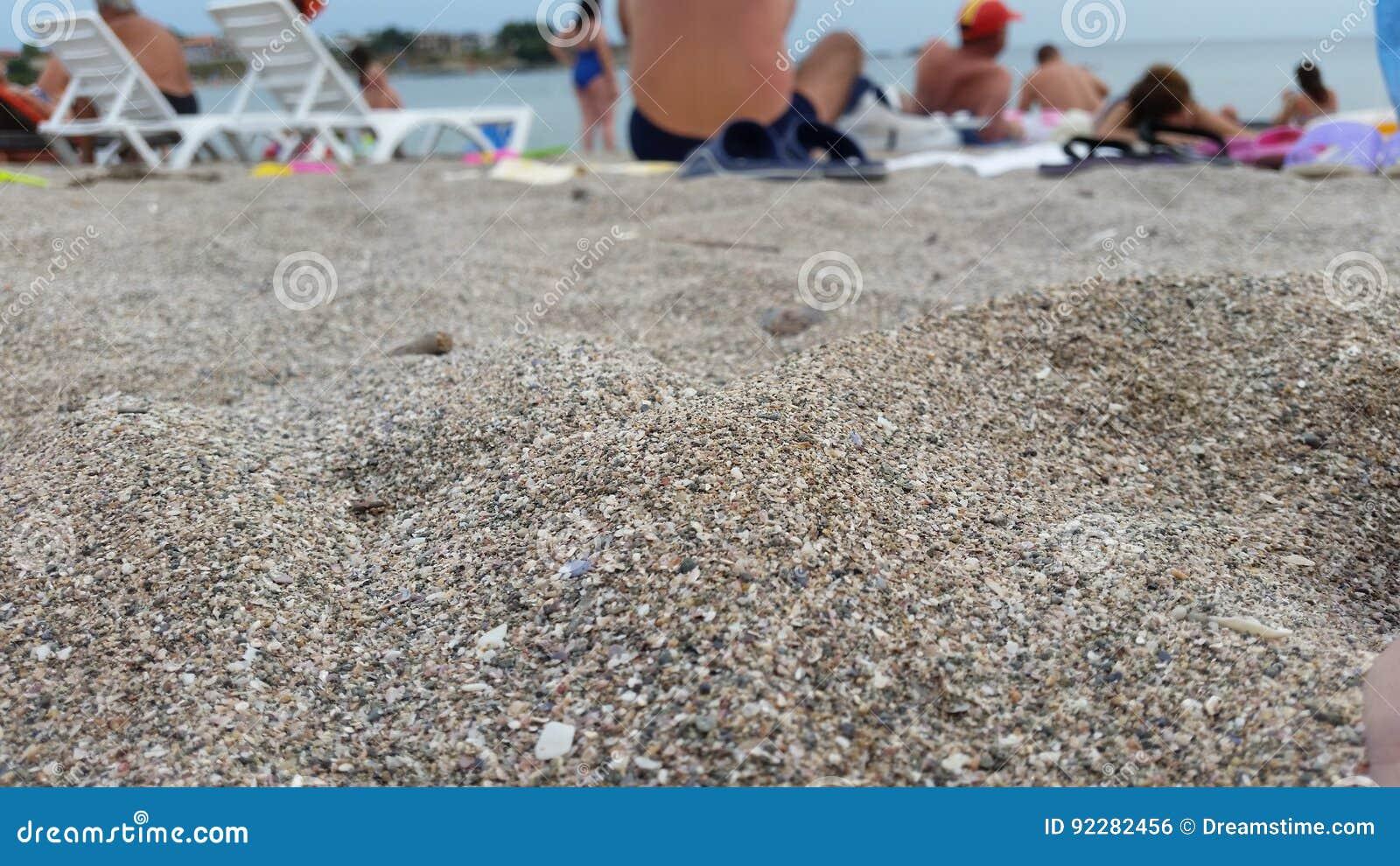 Άμμος στη θάλασσα