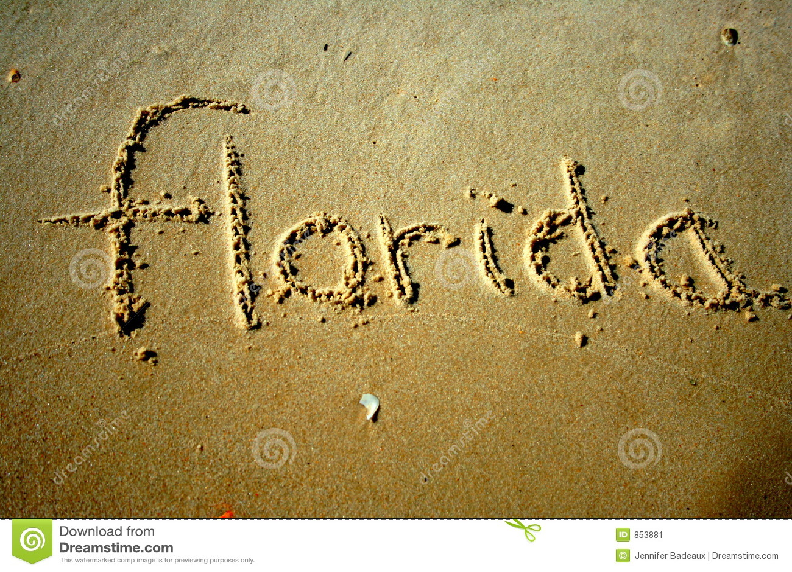 άμμος της Φλώριδας