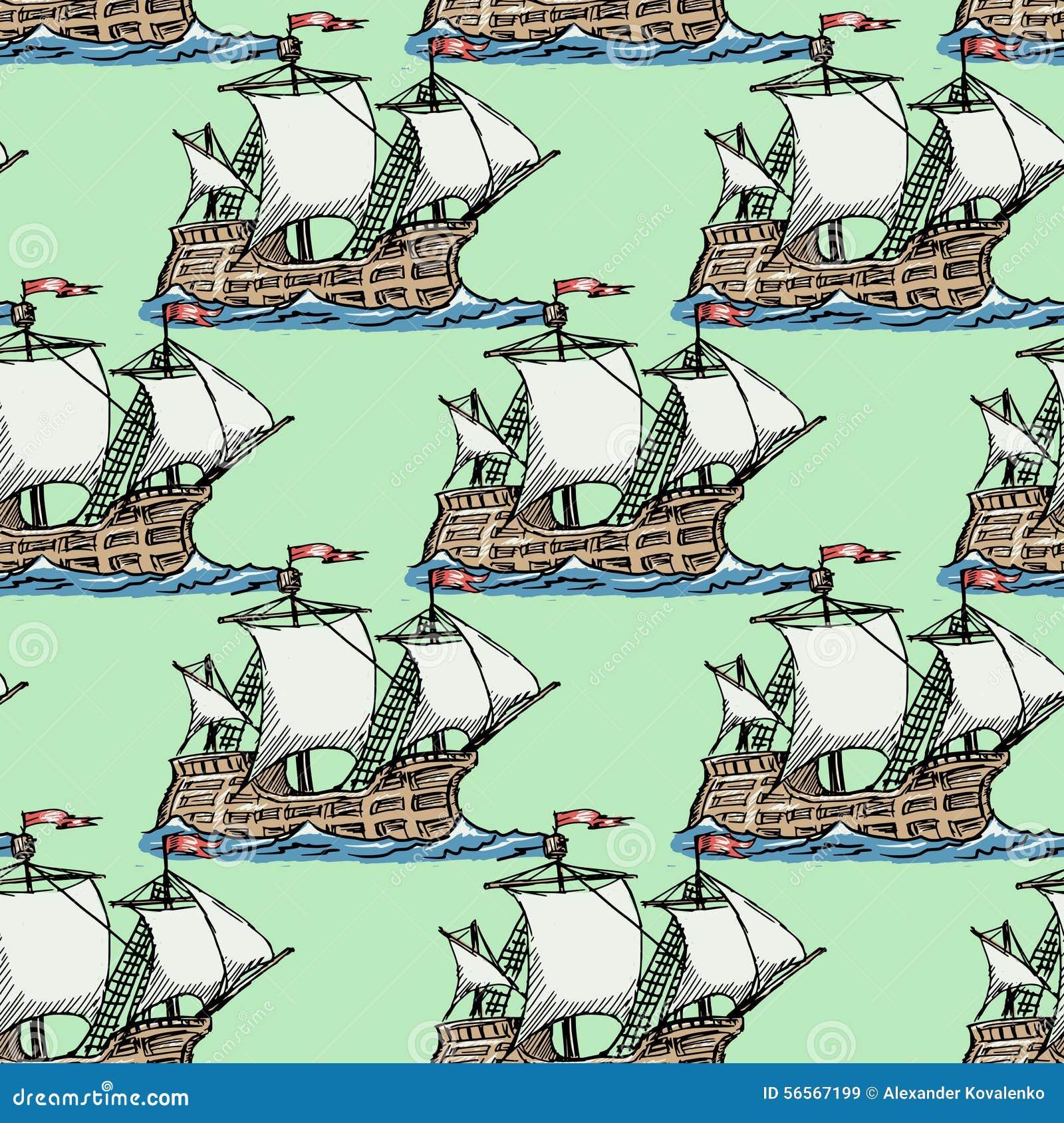 Download Άνευ ραφής ανασκόπηση διανυσματική απεικόνιση. εικονογραφία από textile - 56567199