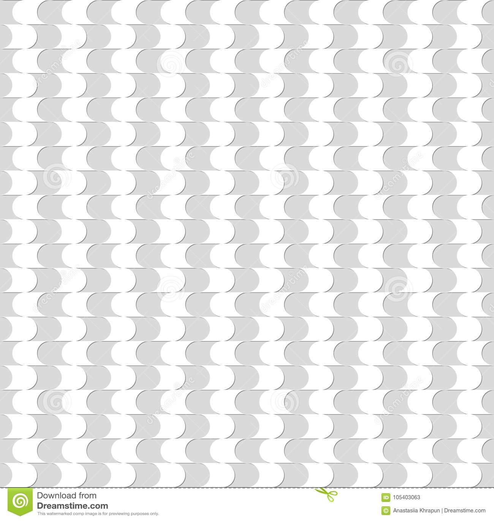 Download Άνευ ραφής σχέδιο των στρογγυλών μορφών ανασκόπηση γεωμετρική Διανυσματική απεικόνιση - εικονογραφία από κουρτίνα, απεικόνιση: 105403063