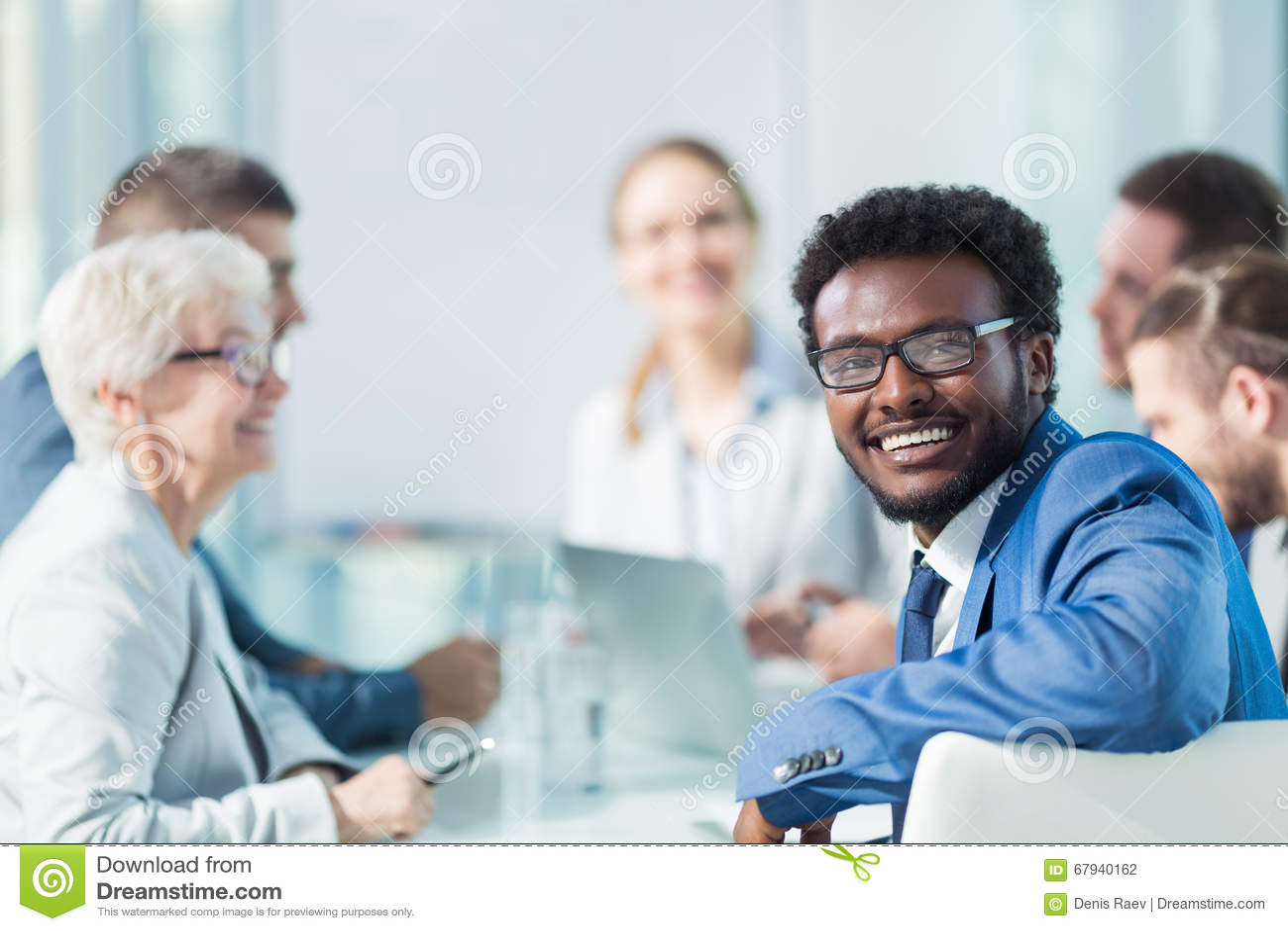 Άνθρωποι συνεδρίασης
