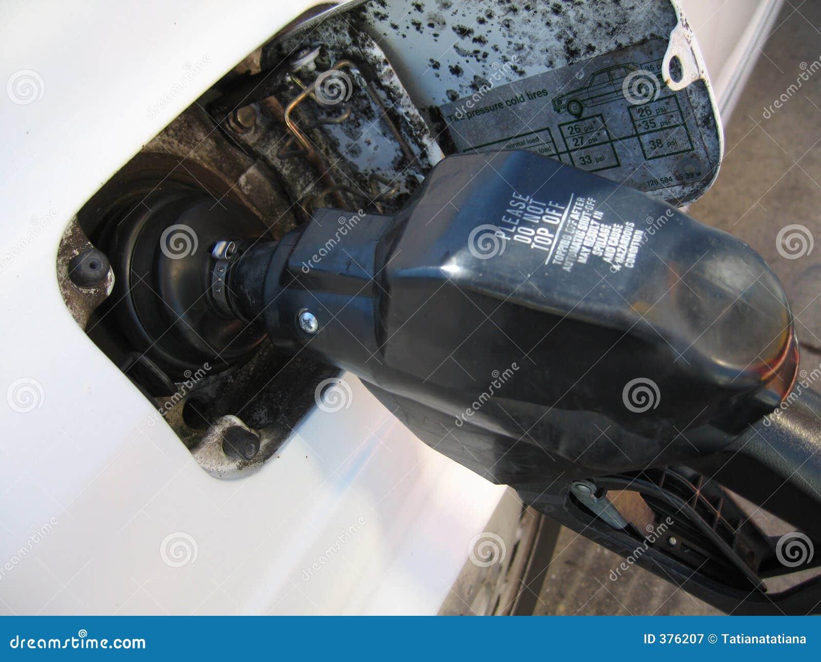 άντληση αερίου