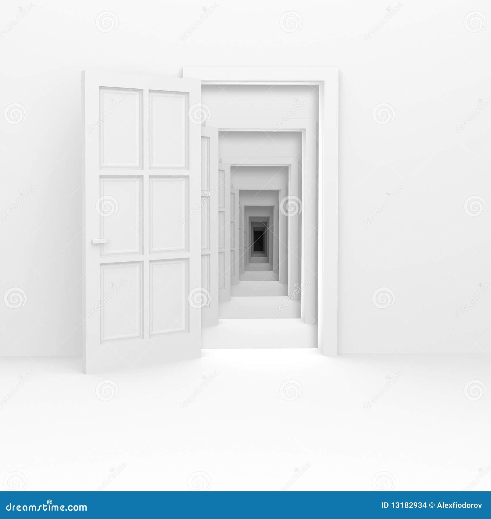 Άπειρος διάδρομος.