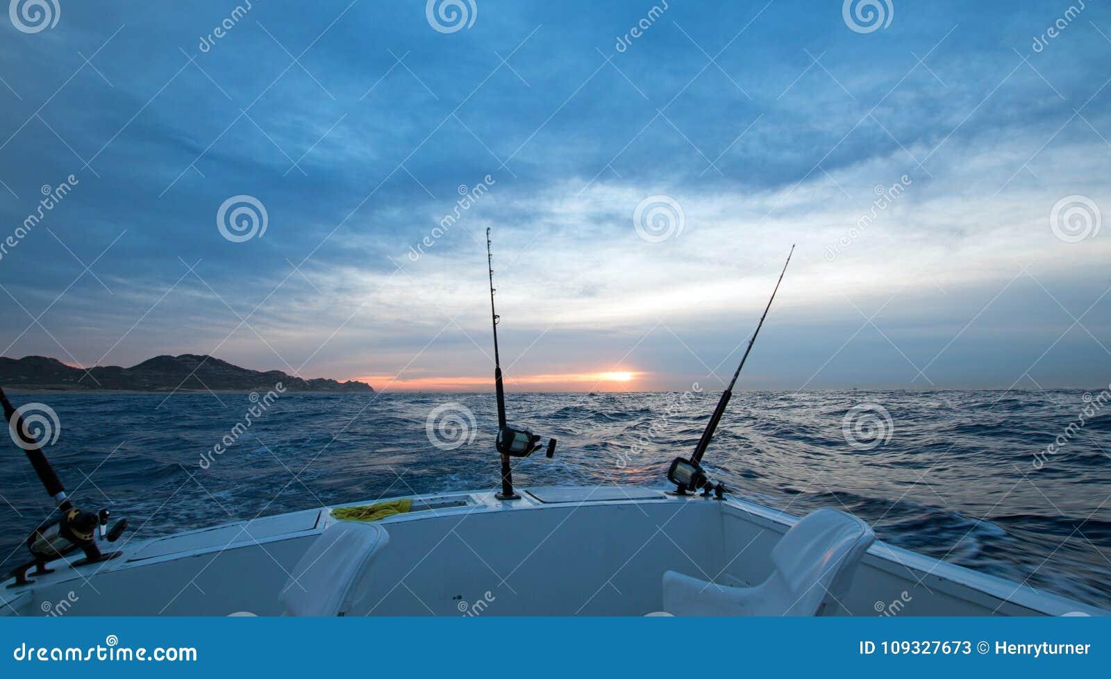 την αλιεία ναύλωσης BC
