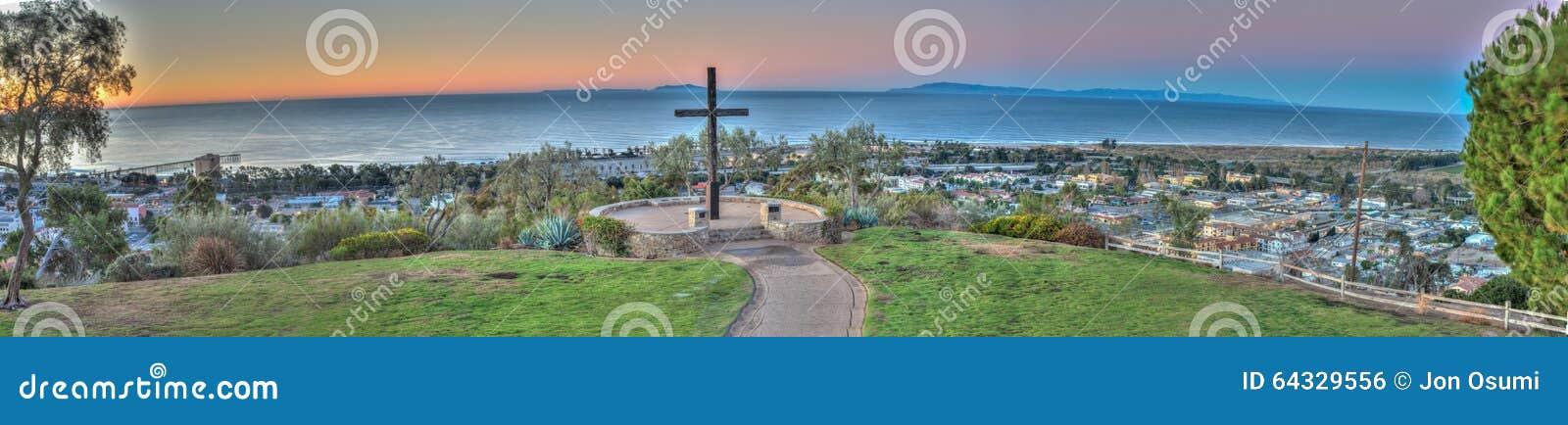 Άποψη από την αποβάθρα Ventura στη λεωφόρο