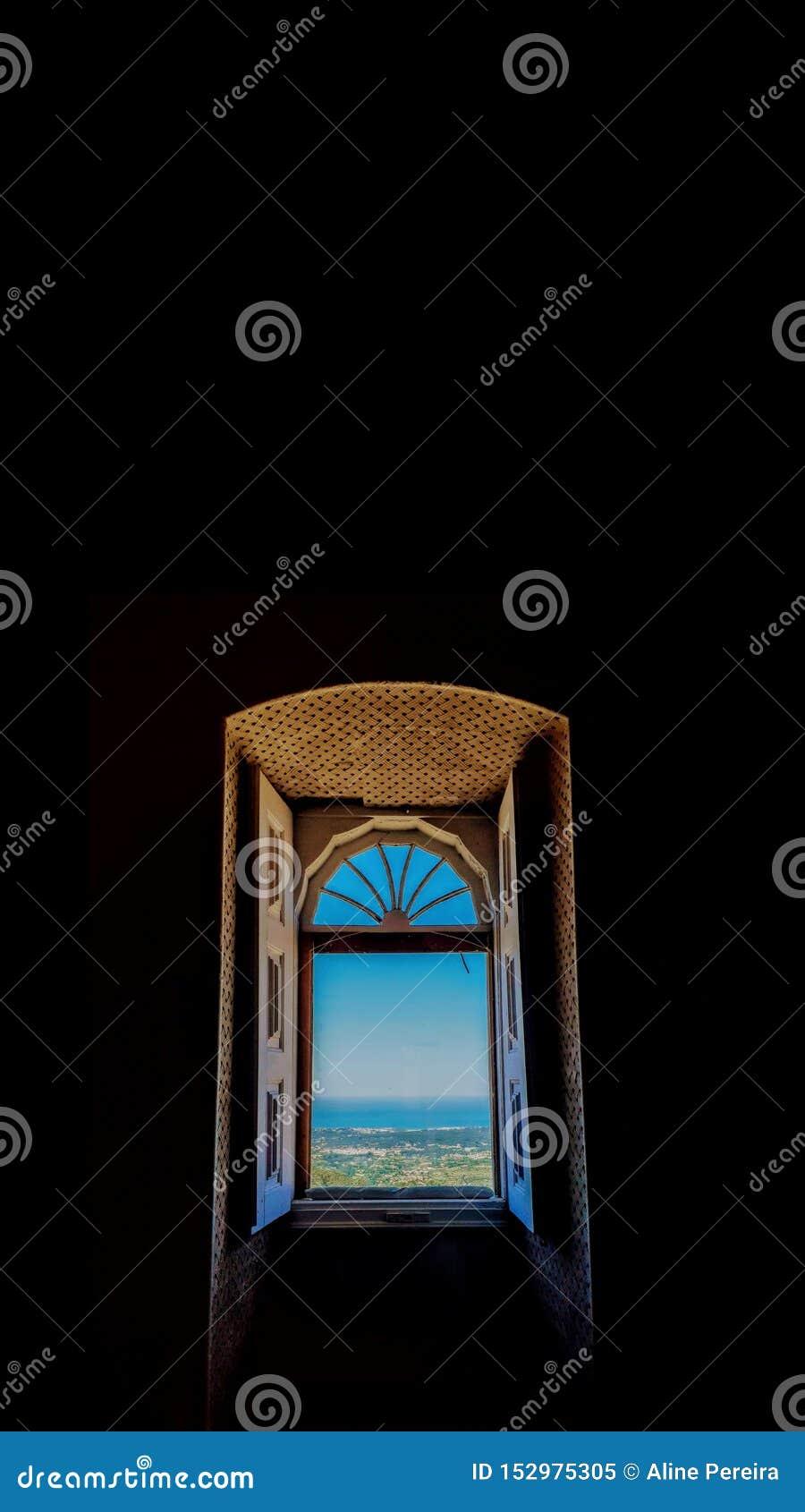 Άποψη από το παράθυρο