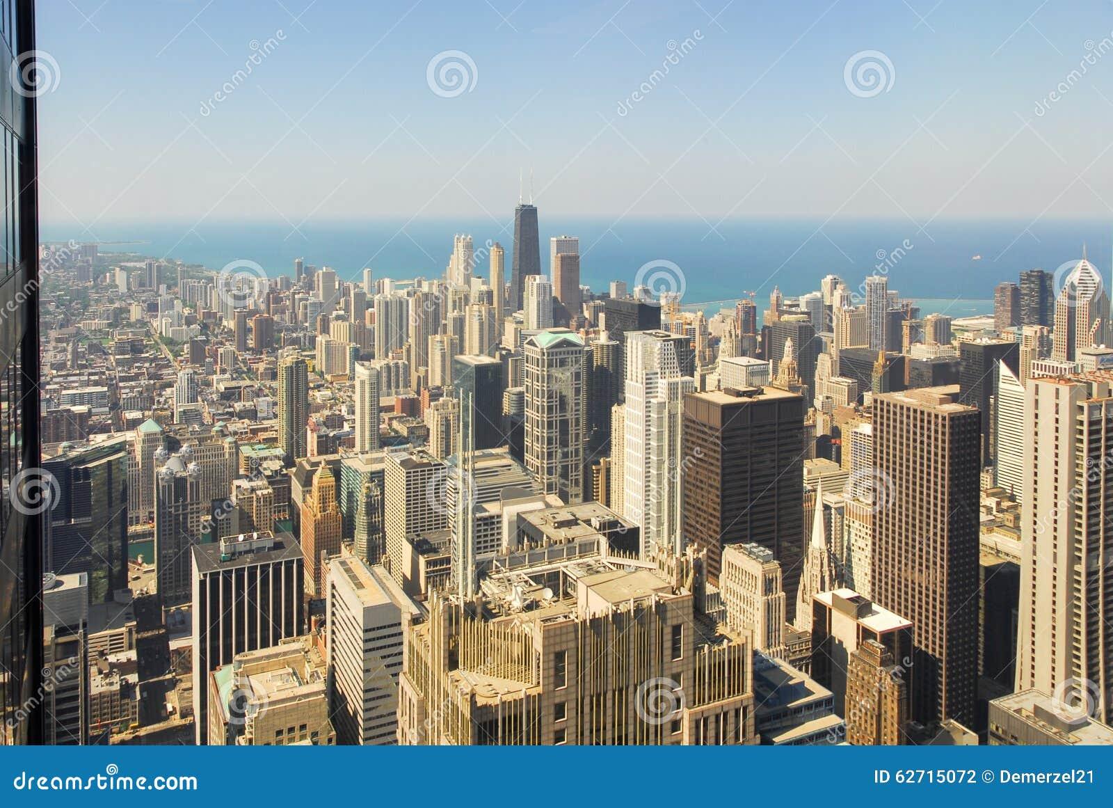Άποψη οριζόντων του Σικάγου